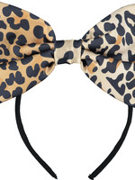 A Dee A Dee THELMA Leopard print bow hairband