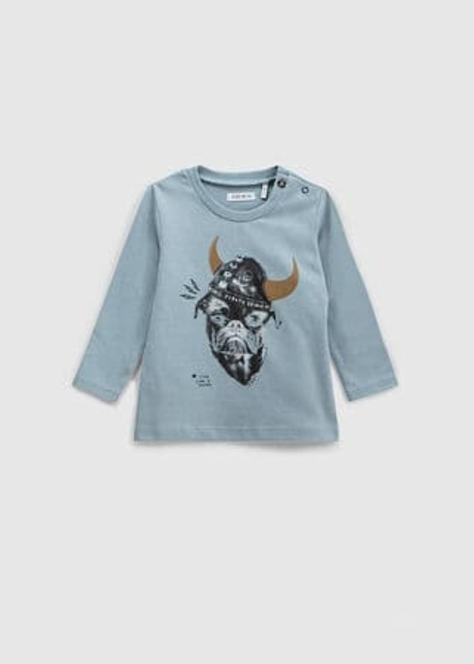 IKKS IKKS viking rocker tshirt