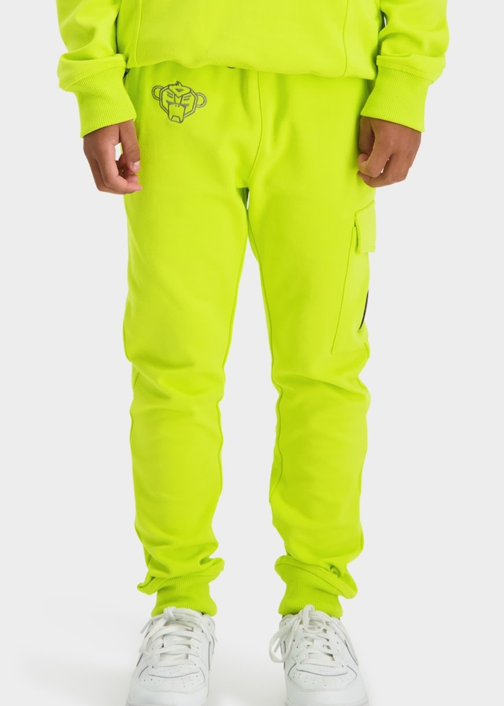 Black Bananas Jr Anorak Arcade Sweatpants