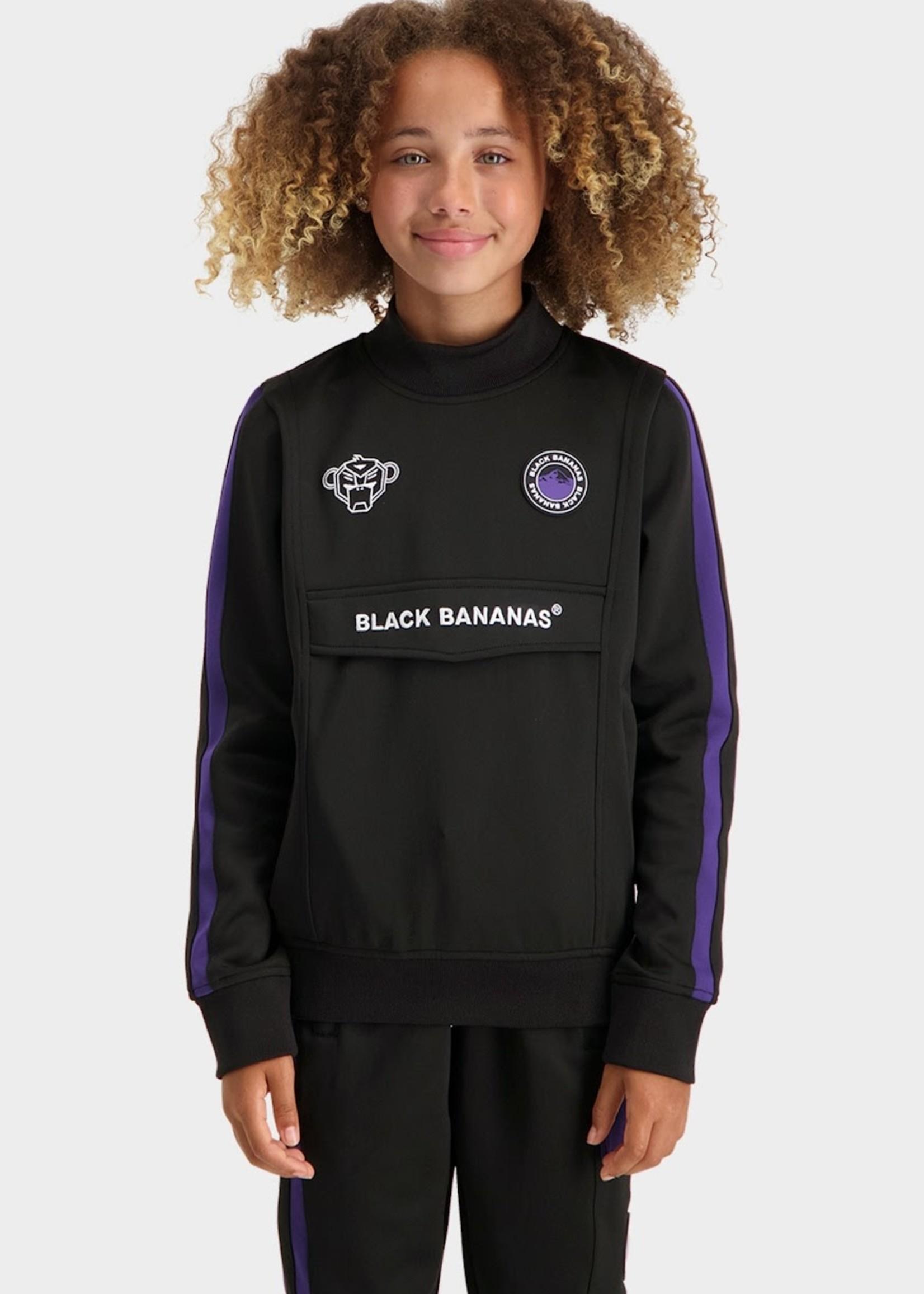 Black Bananas Jr Grl Star Tracktop
