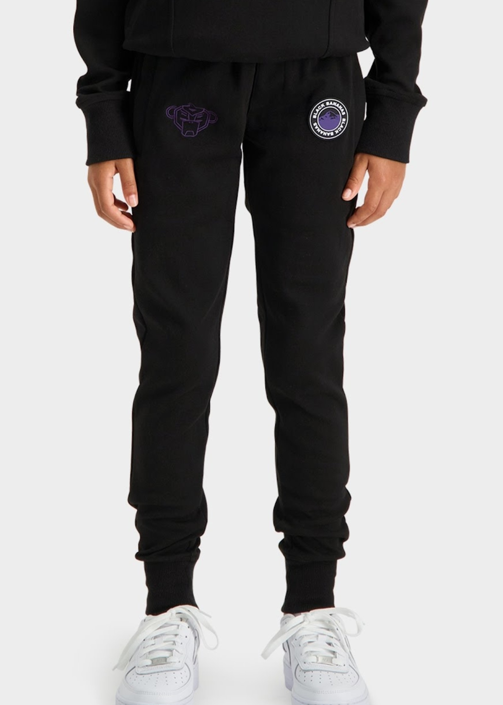 Black Bananas Jr Grl Anorak Arcade Sweatpants