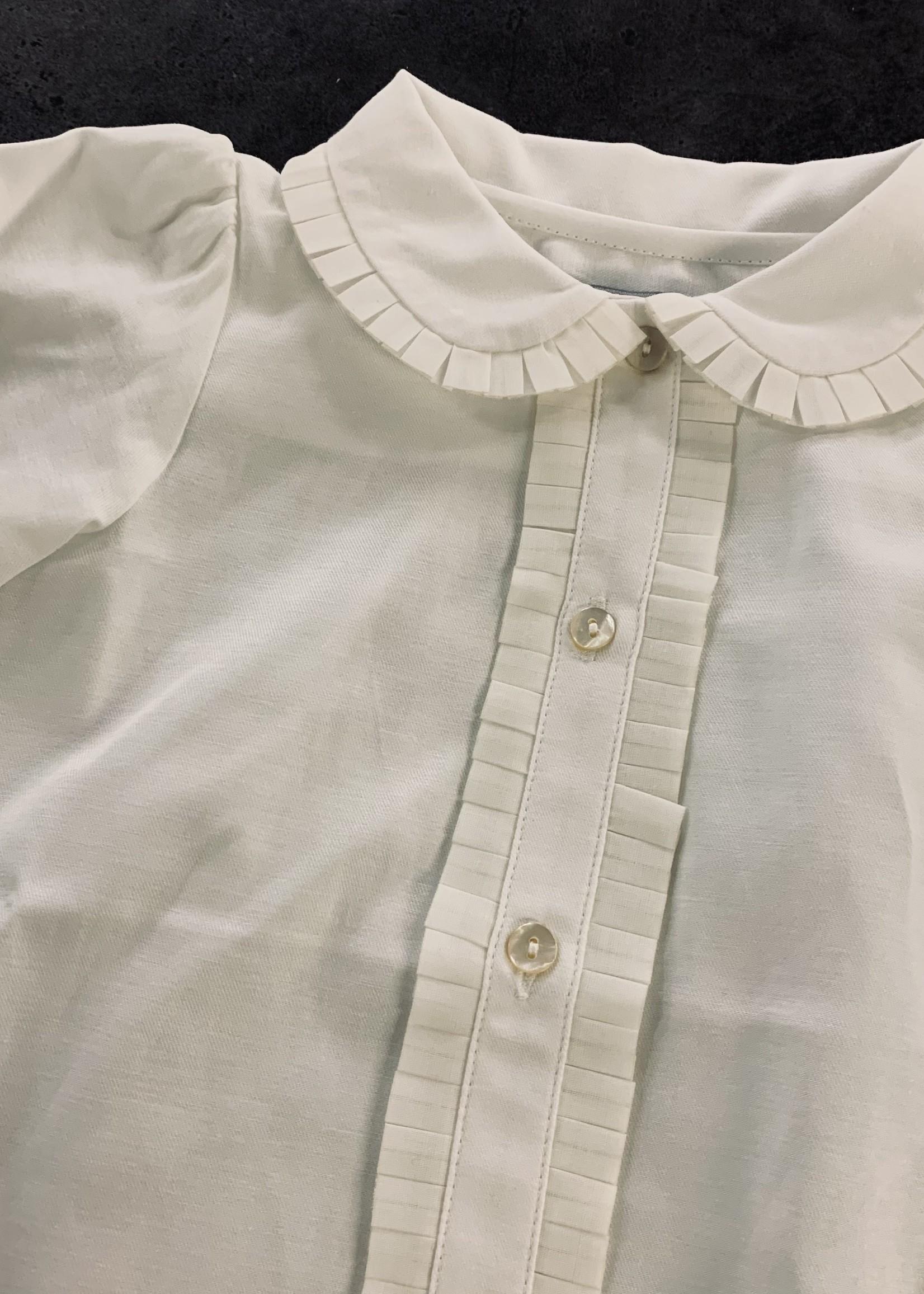 DrKid DrKid baby girl blouse ecru
