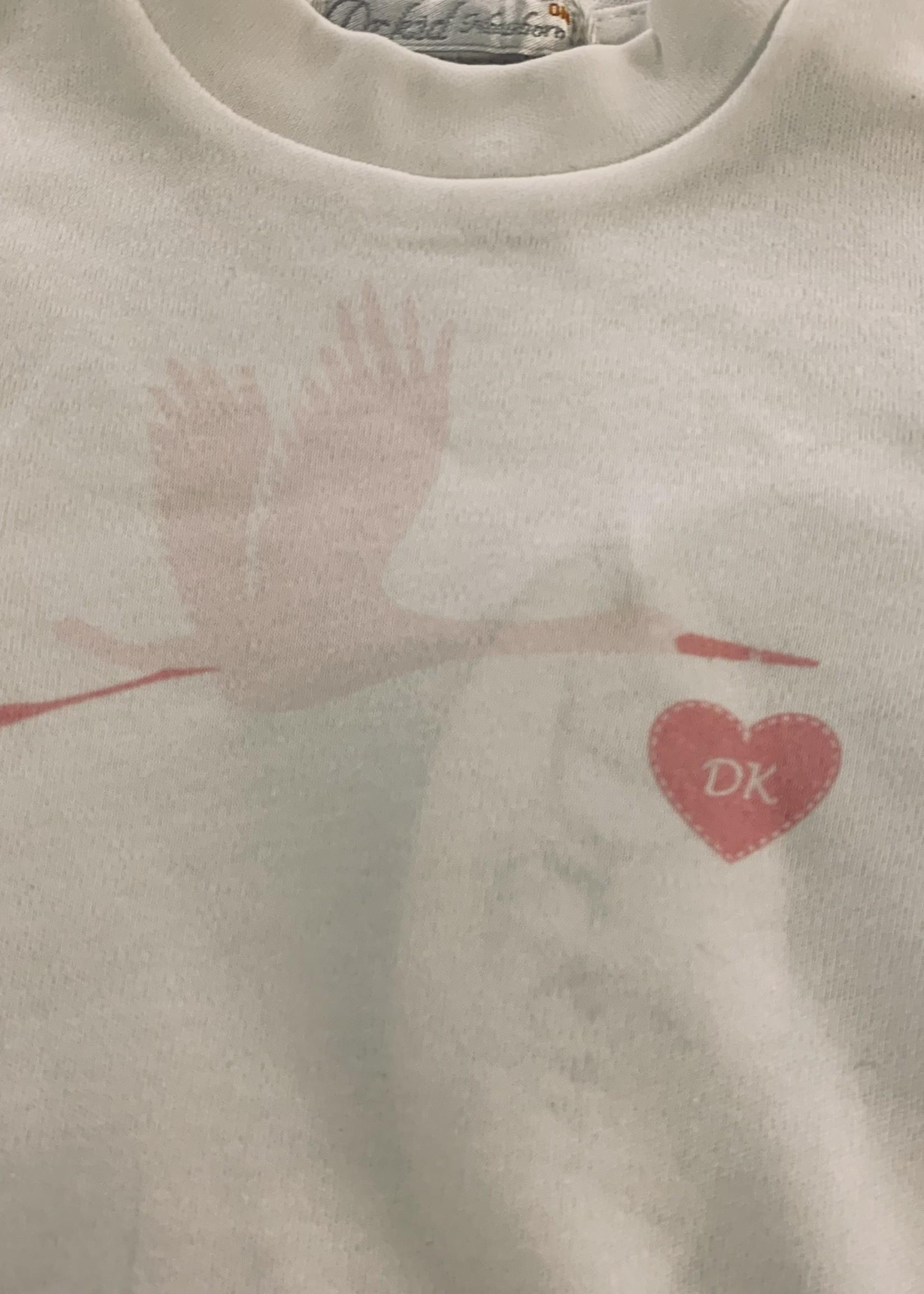DrKid DrKid baby girl sweater white