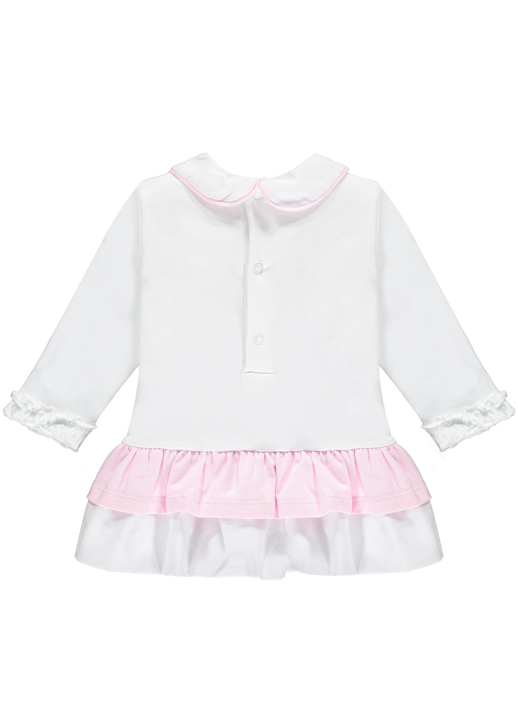Little Adee Little Adee ADELINE Peplum legging set