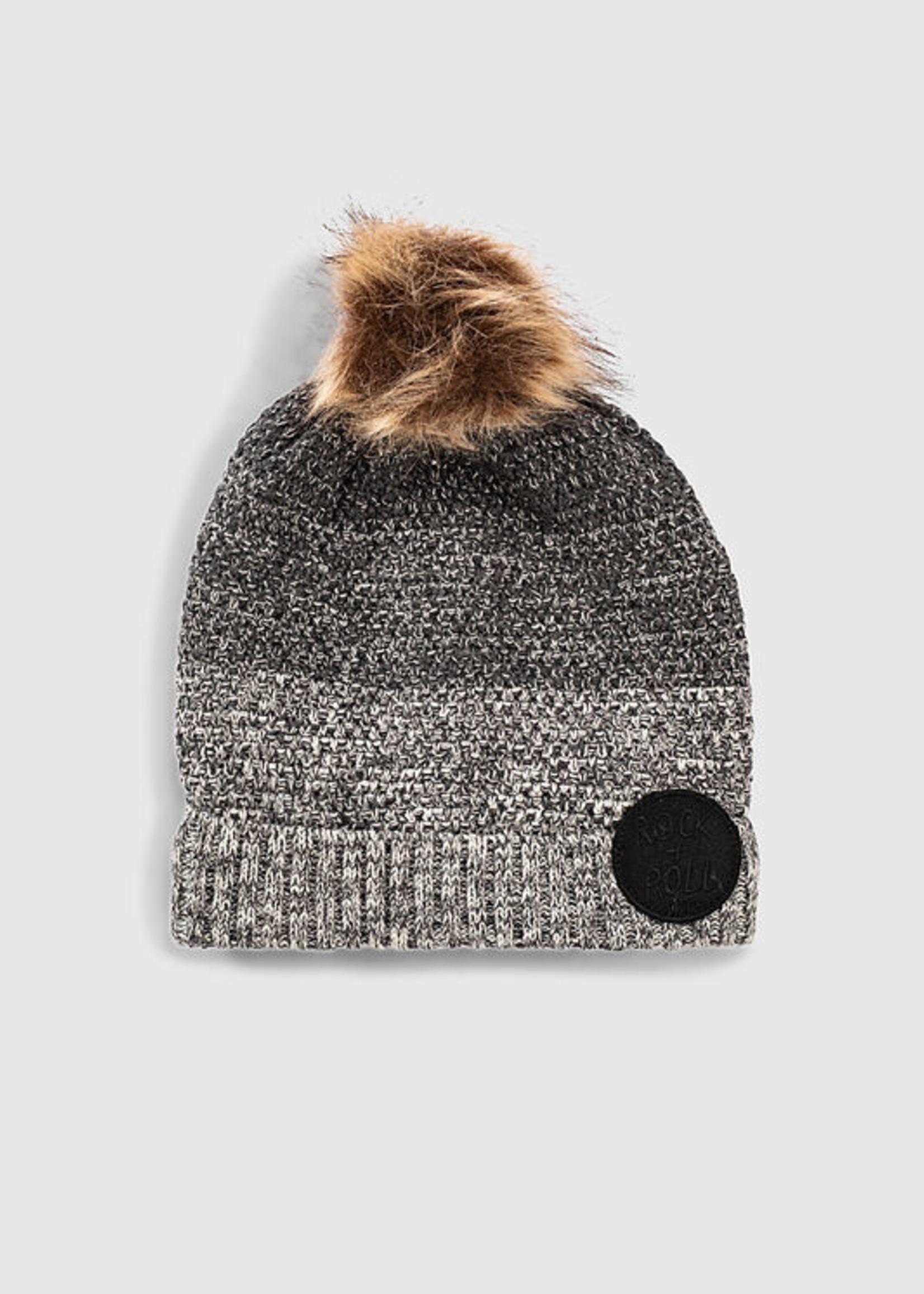 IKKS IKKS cozy rock bonnet pompon