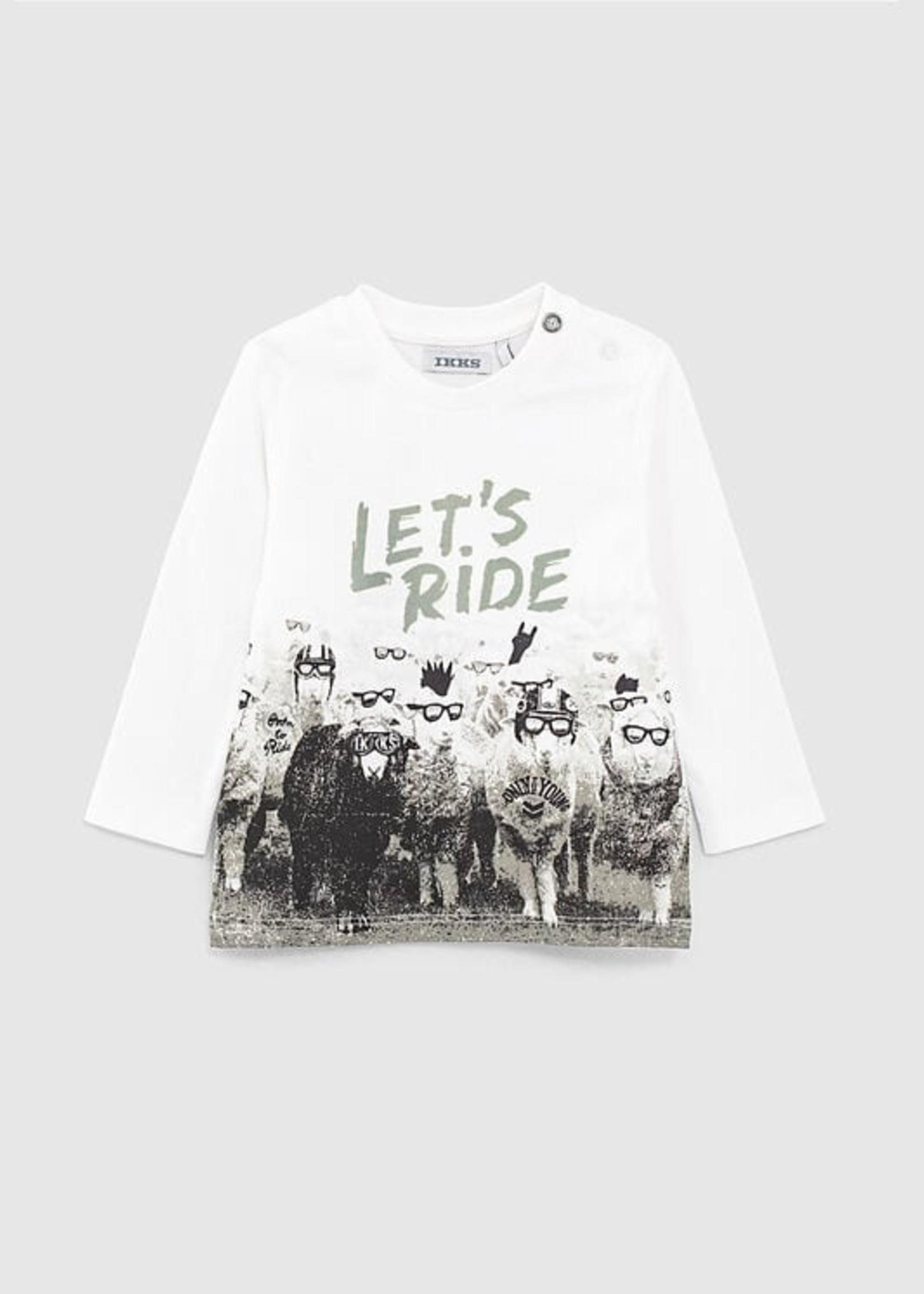 IKKS IKKS great escape t shirt