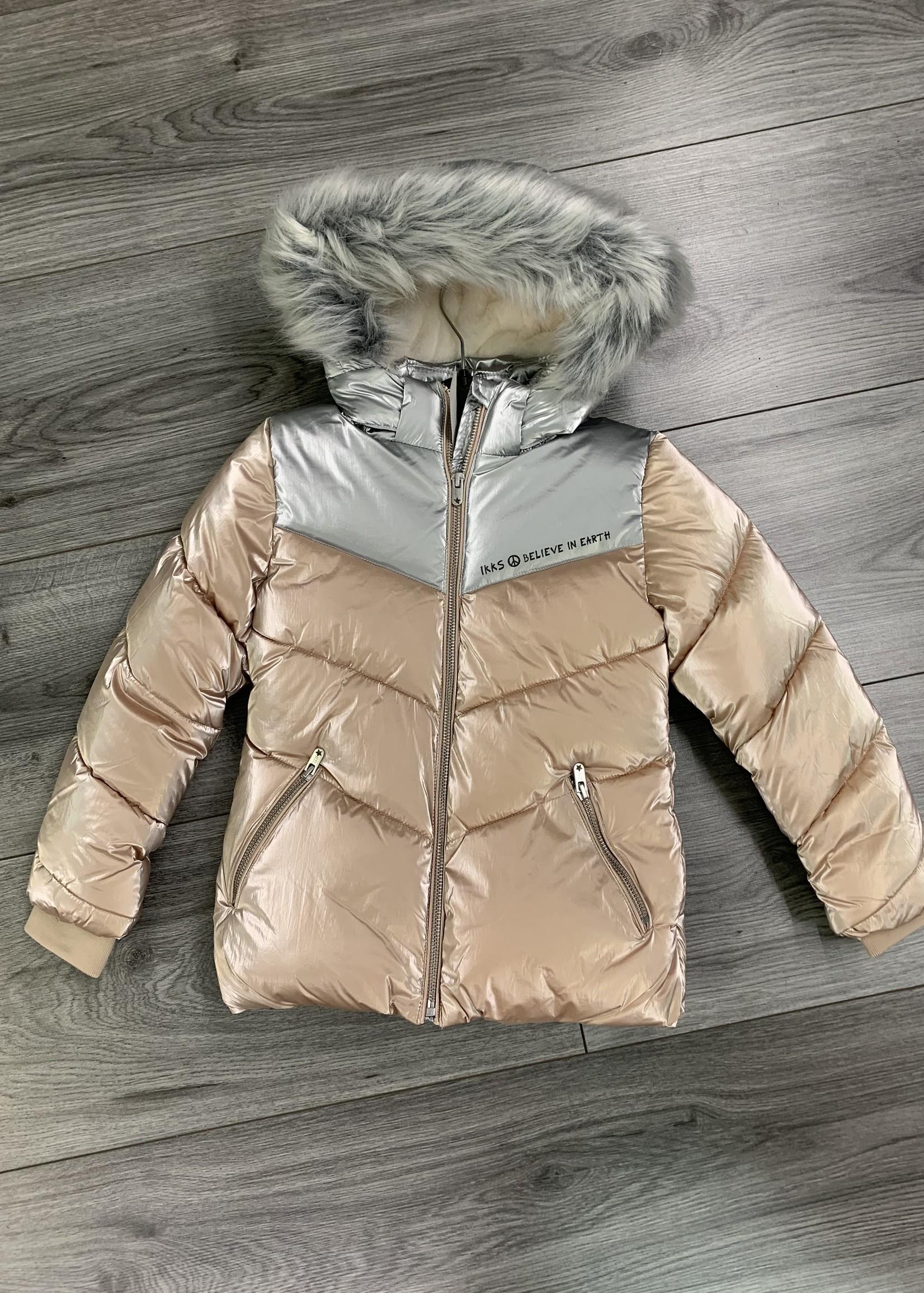 IKKS IKKS nordic escape jacket rose pale