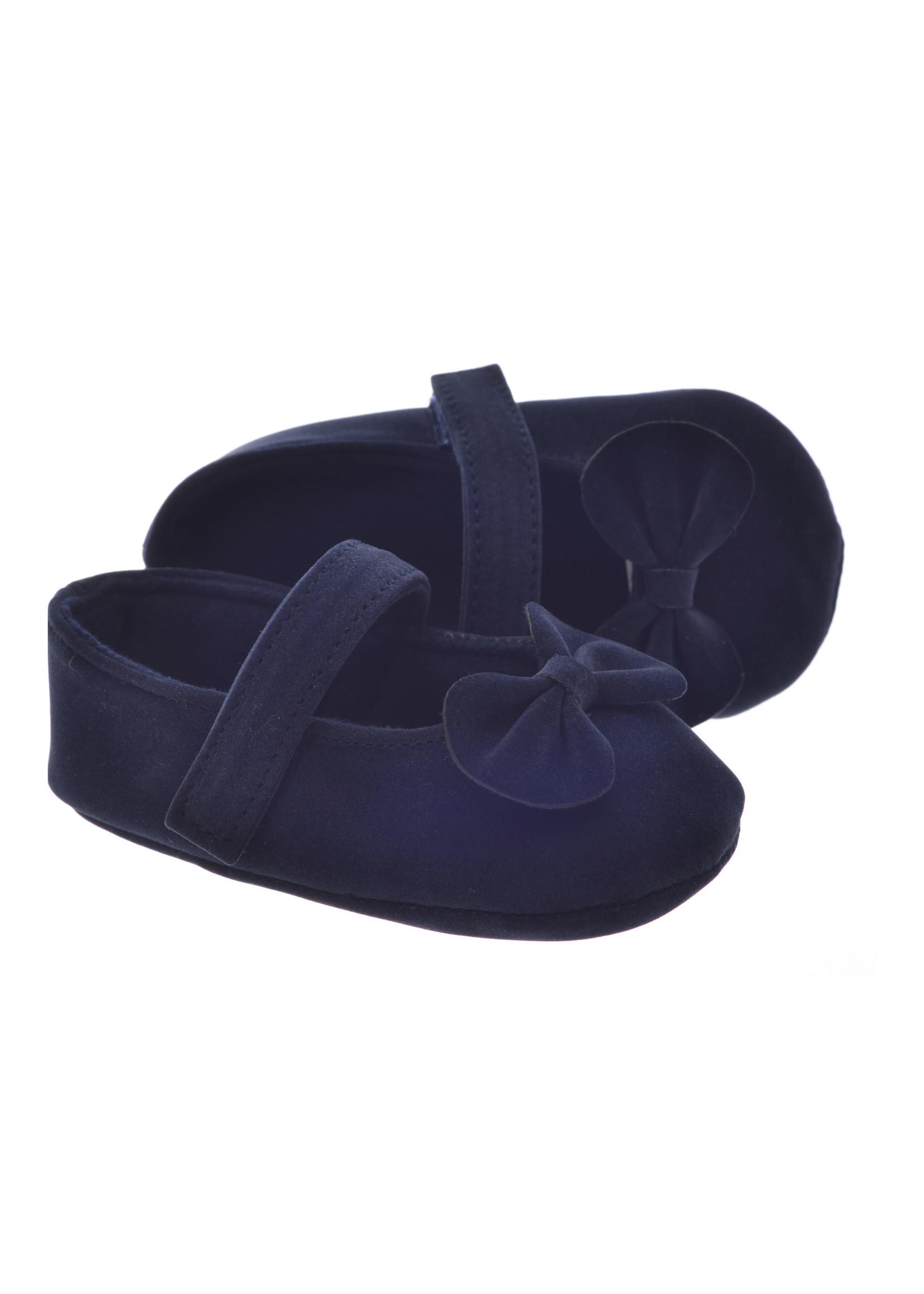EMC EMC blue velvet shoes