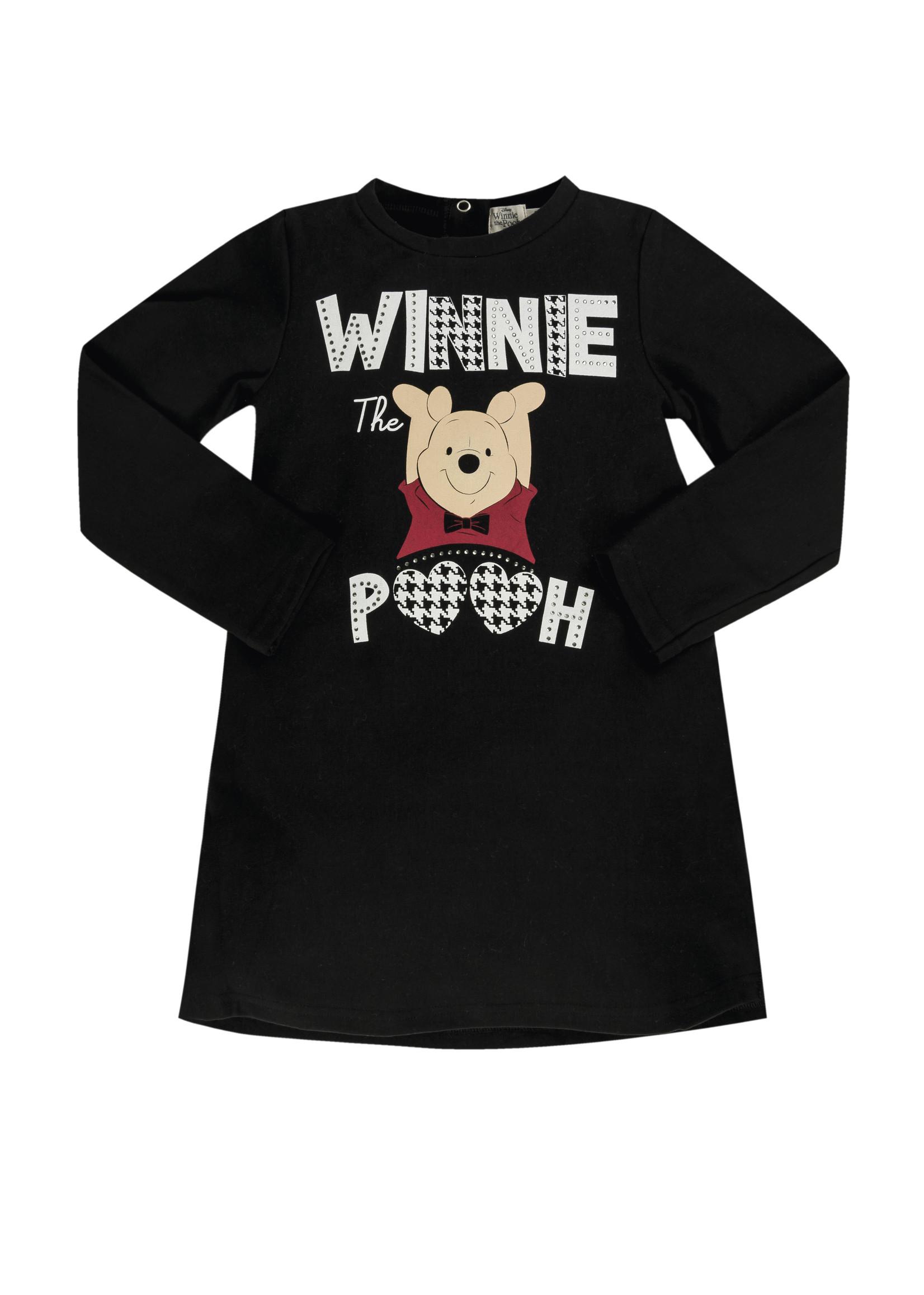 EMC EMC winnie the pooh dress black