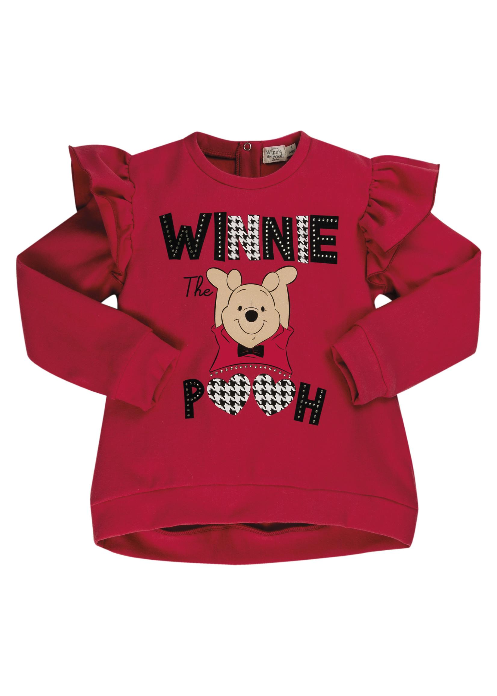 EMC EMC winnie the pooh sweater red