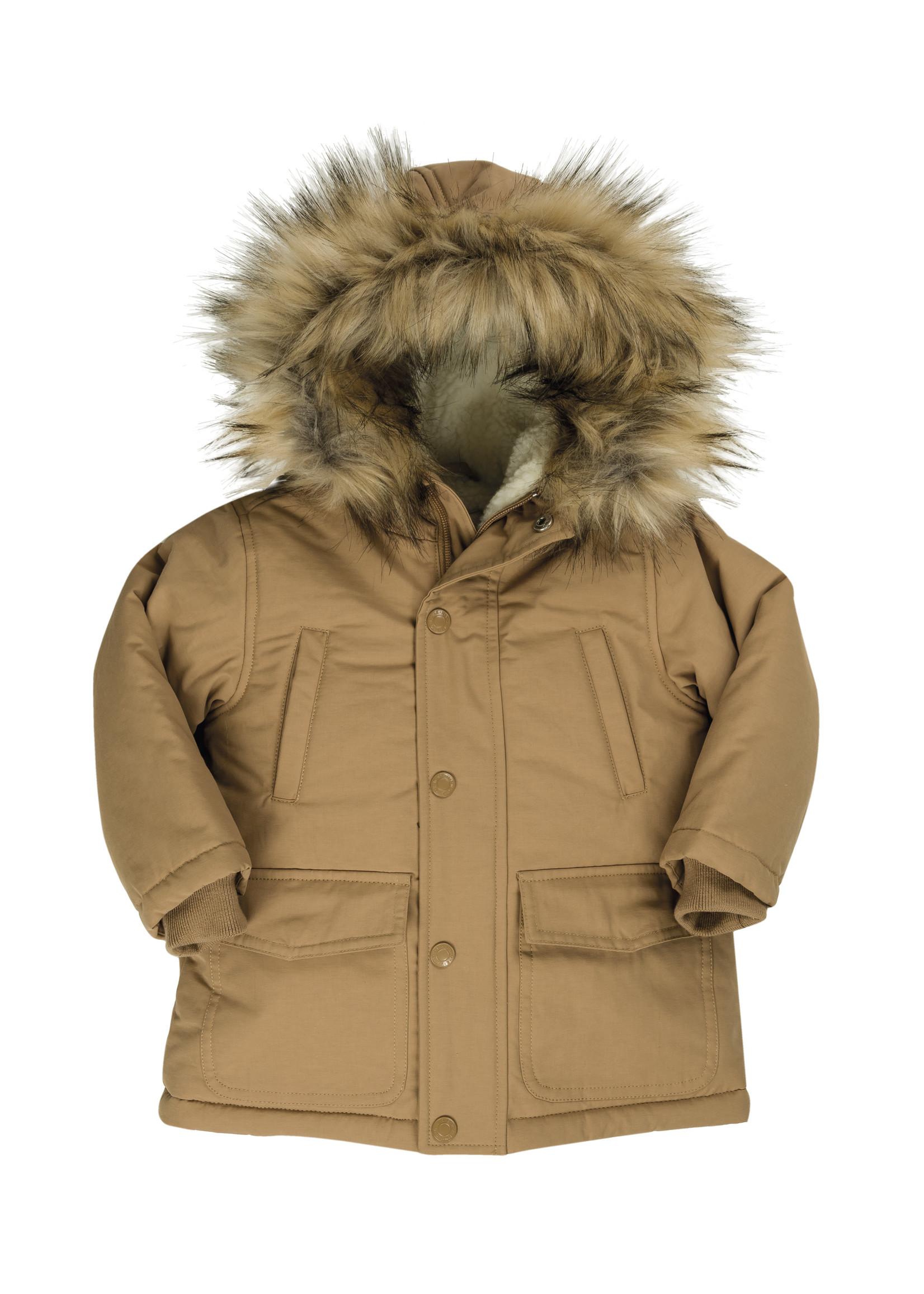 EMC EMC nylon jacket bruin