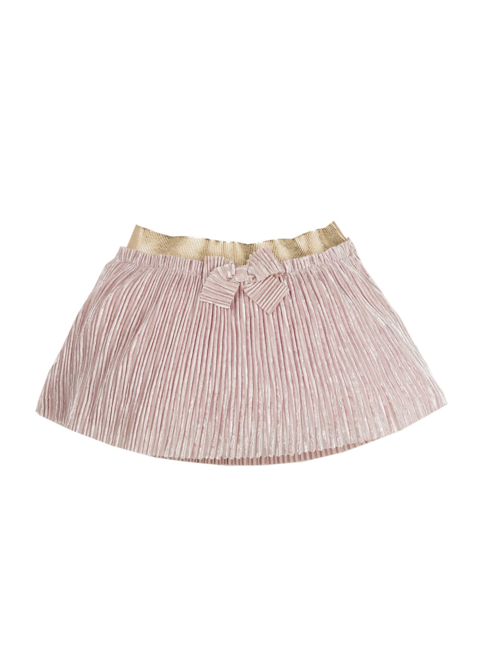 EMC EMC velours skirt pink