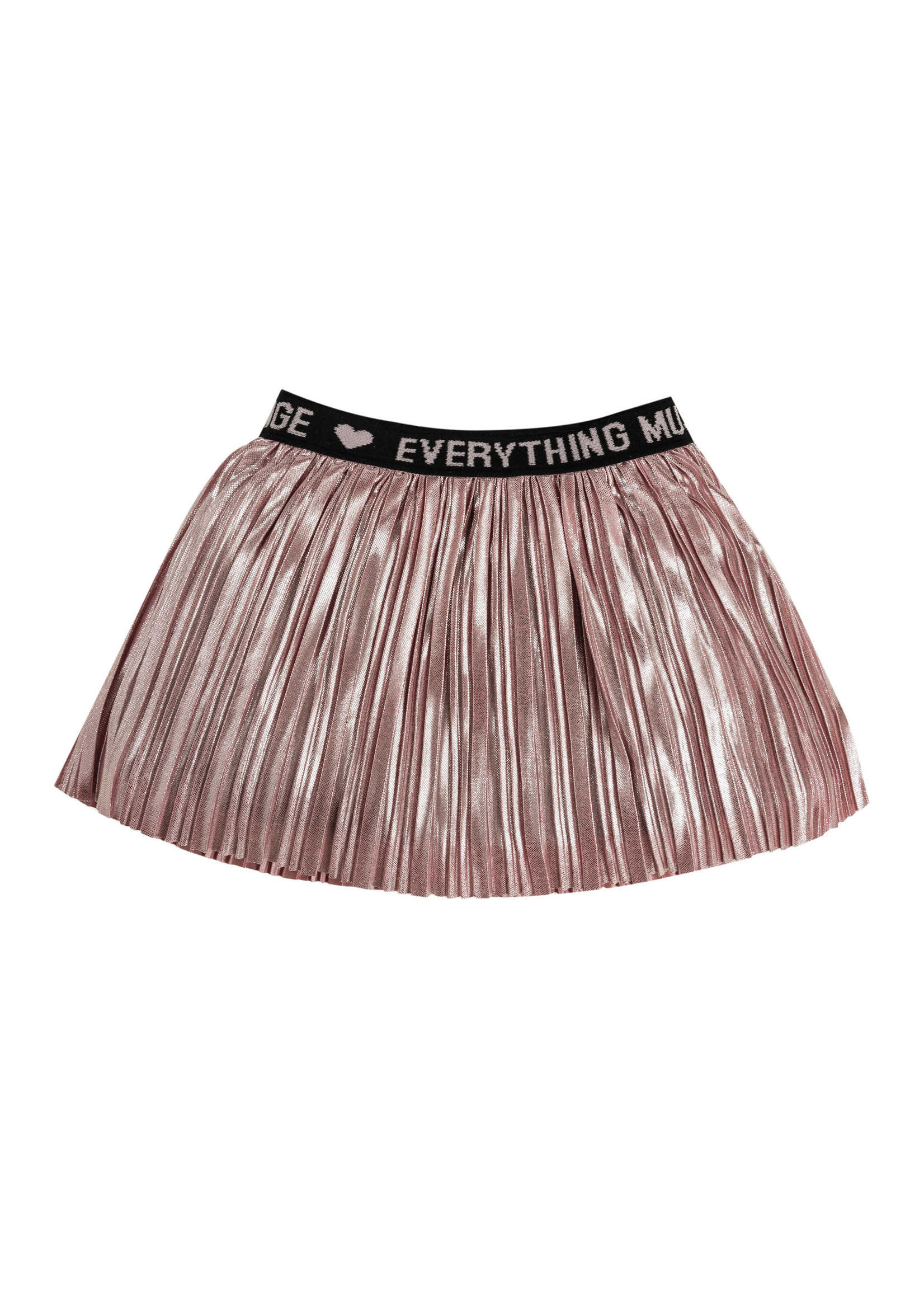 EMC EMC pleated skirt pink