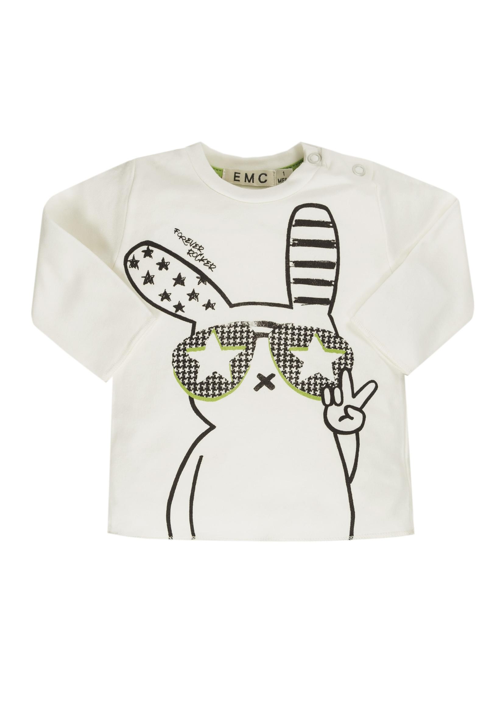 EMC EMC forever rocker bunny shirt