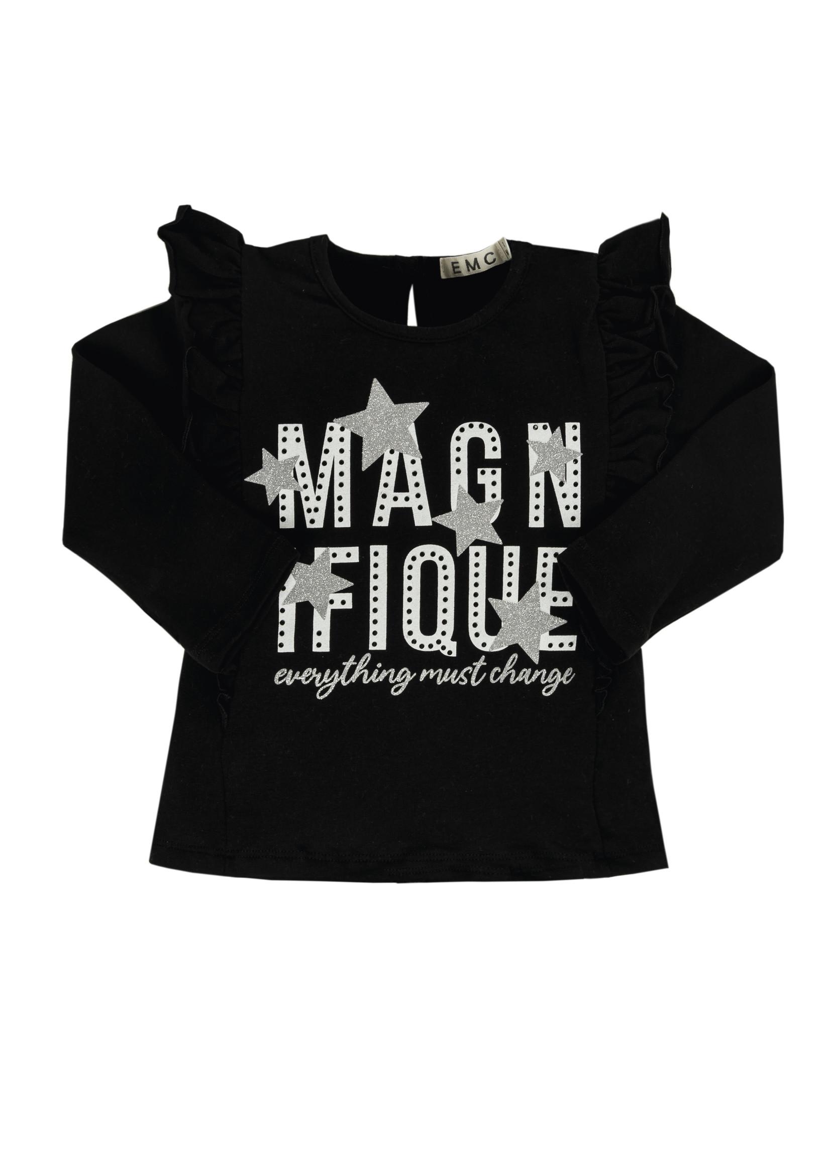 EMC EMC magnifique tshirt black