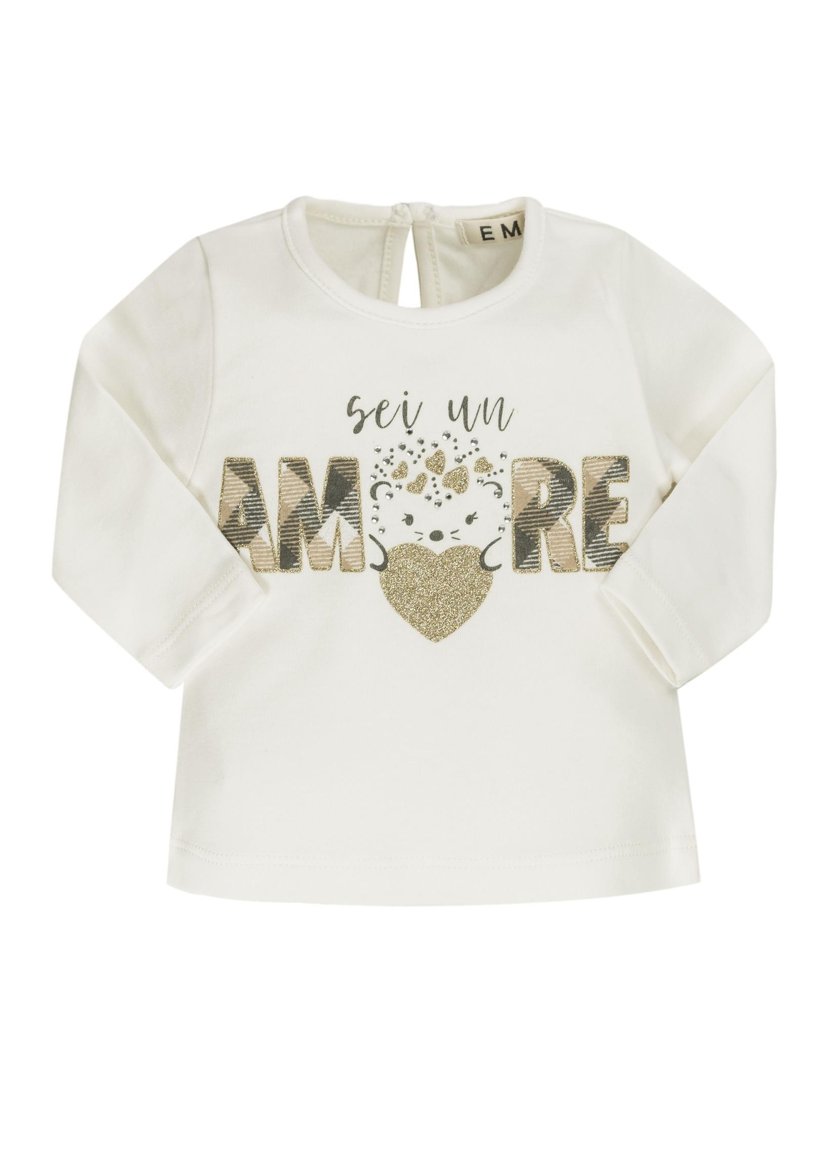 EMC EMC shirt amore