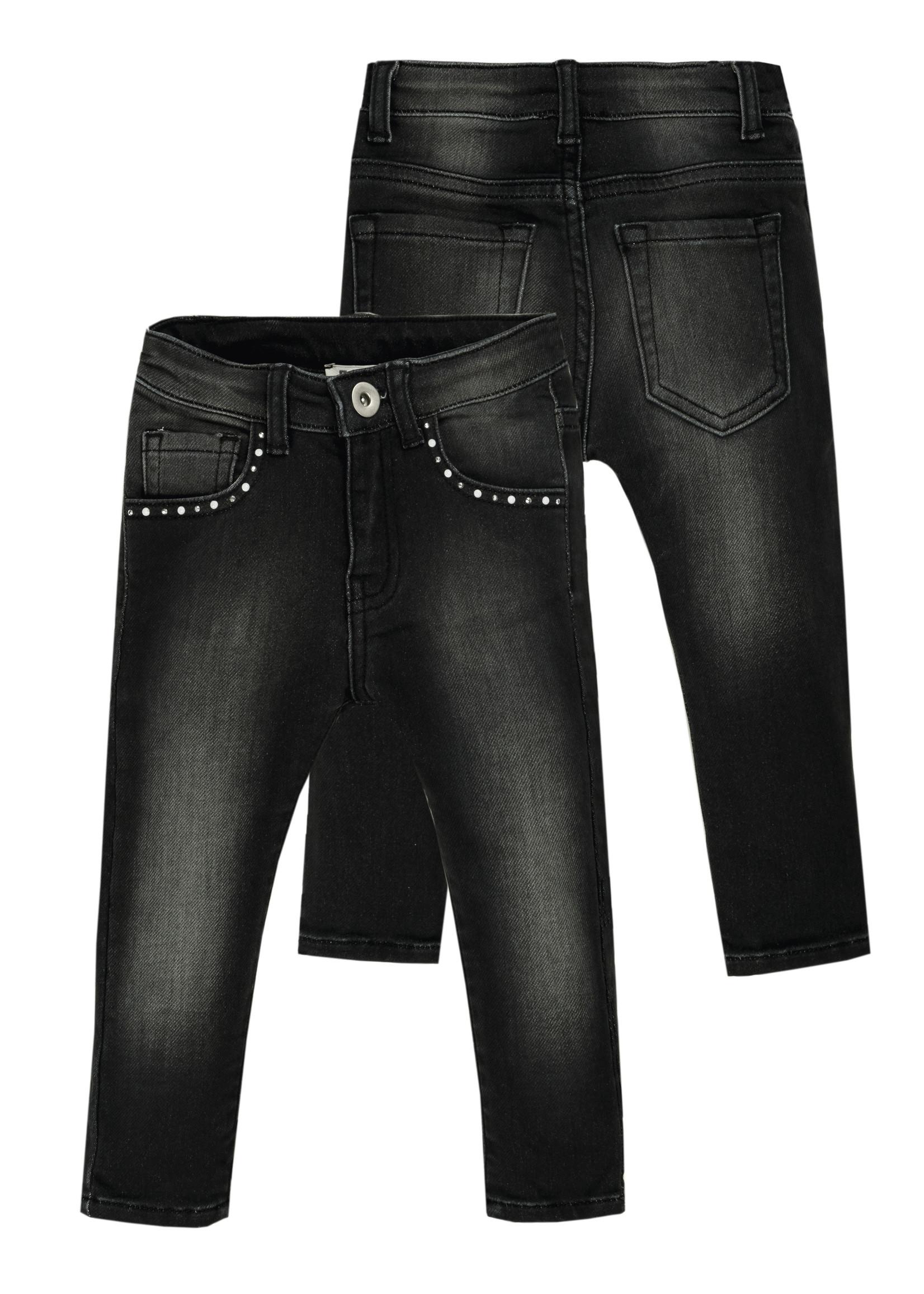 EMC EMC denim trousers for girls grey