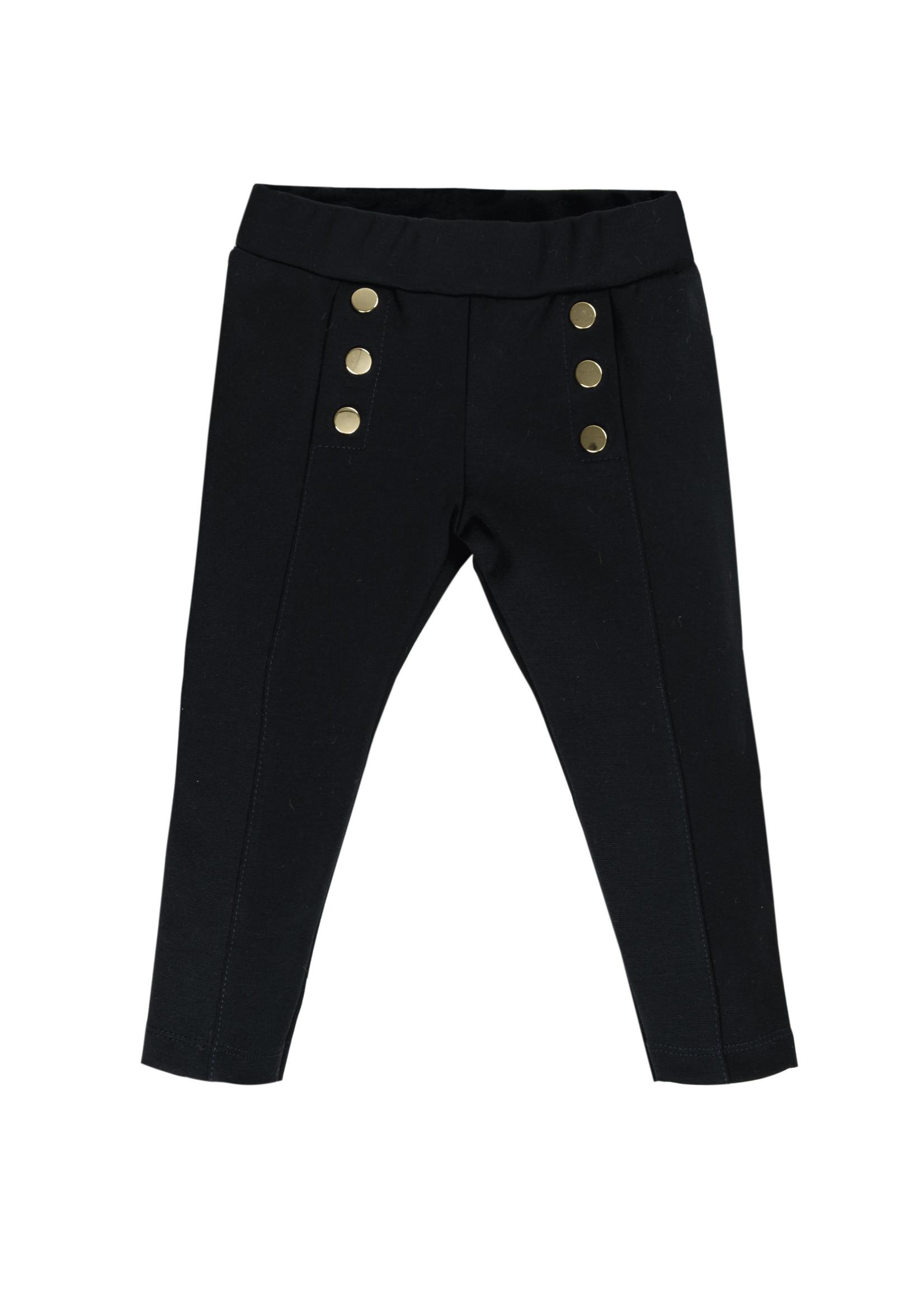 EMC EMC stitch trousers black