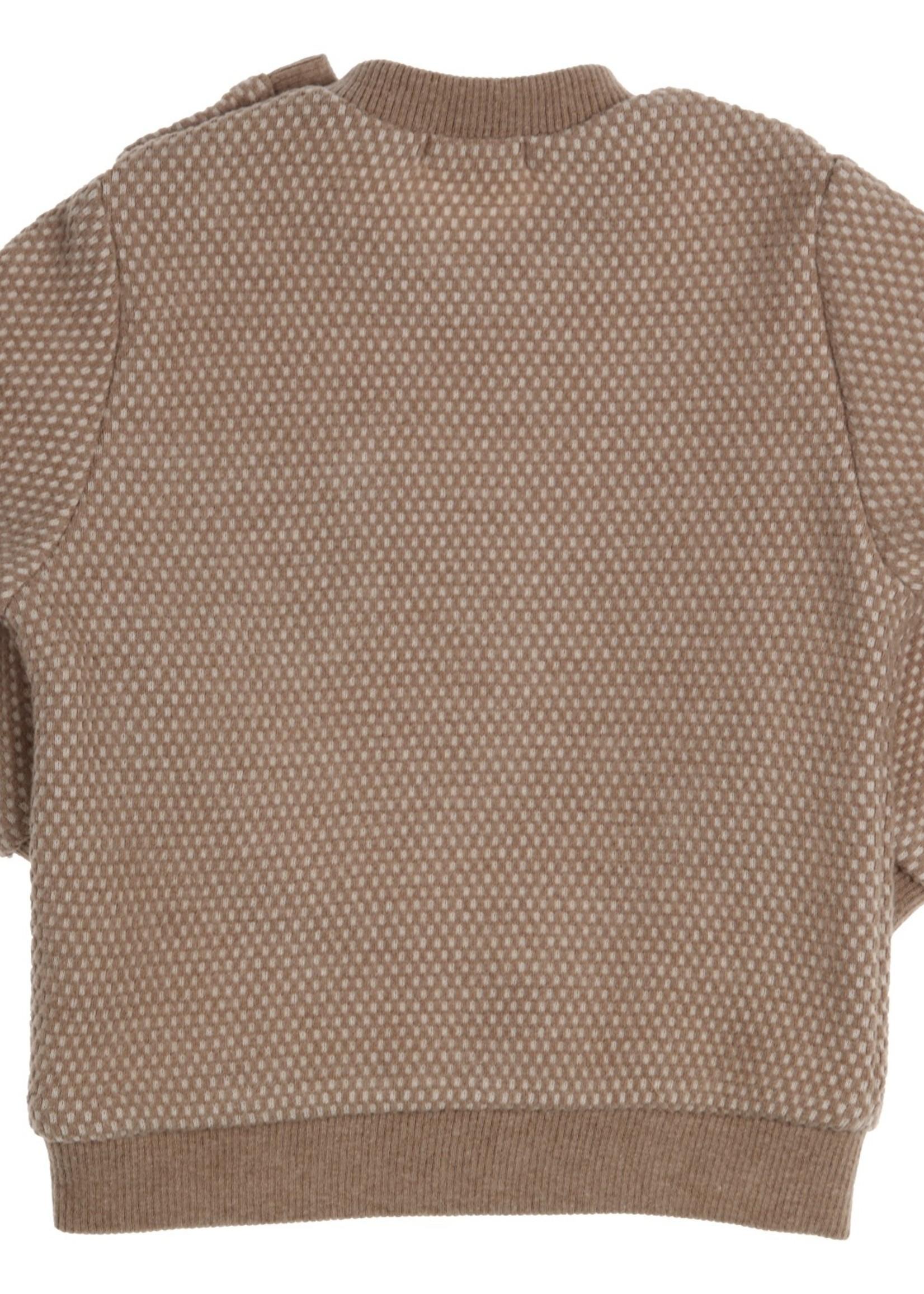 Gymp Gymp sweater beige