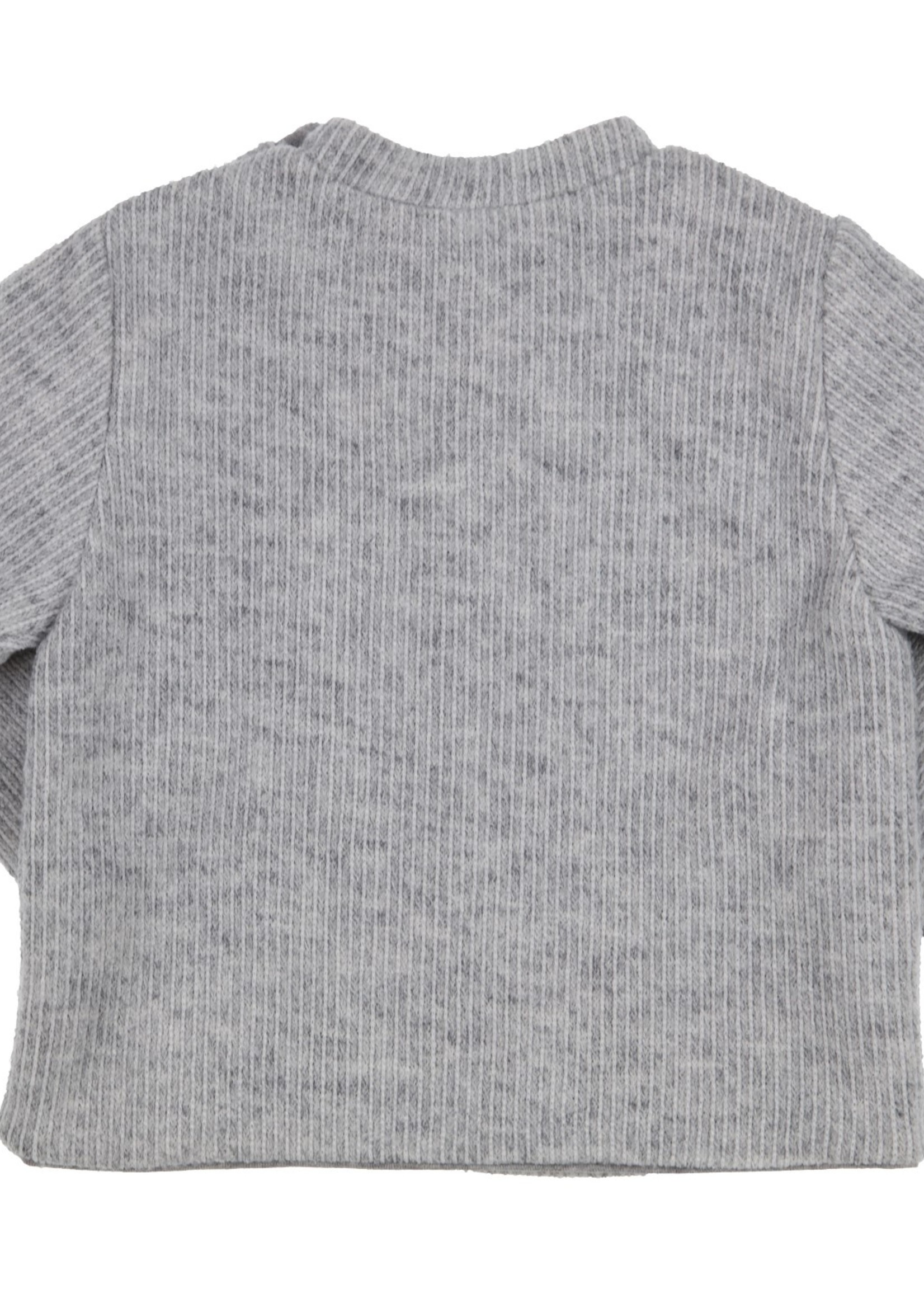 Gymp Gymp pullover sweater grijs