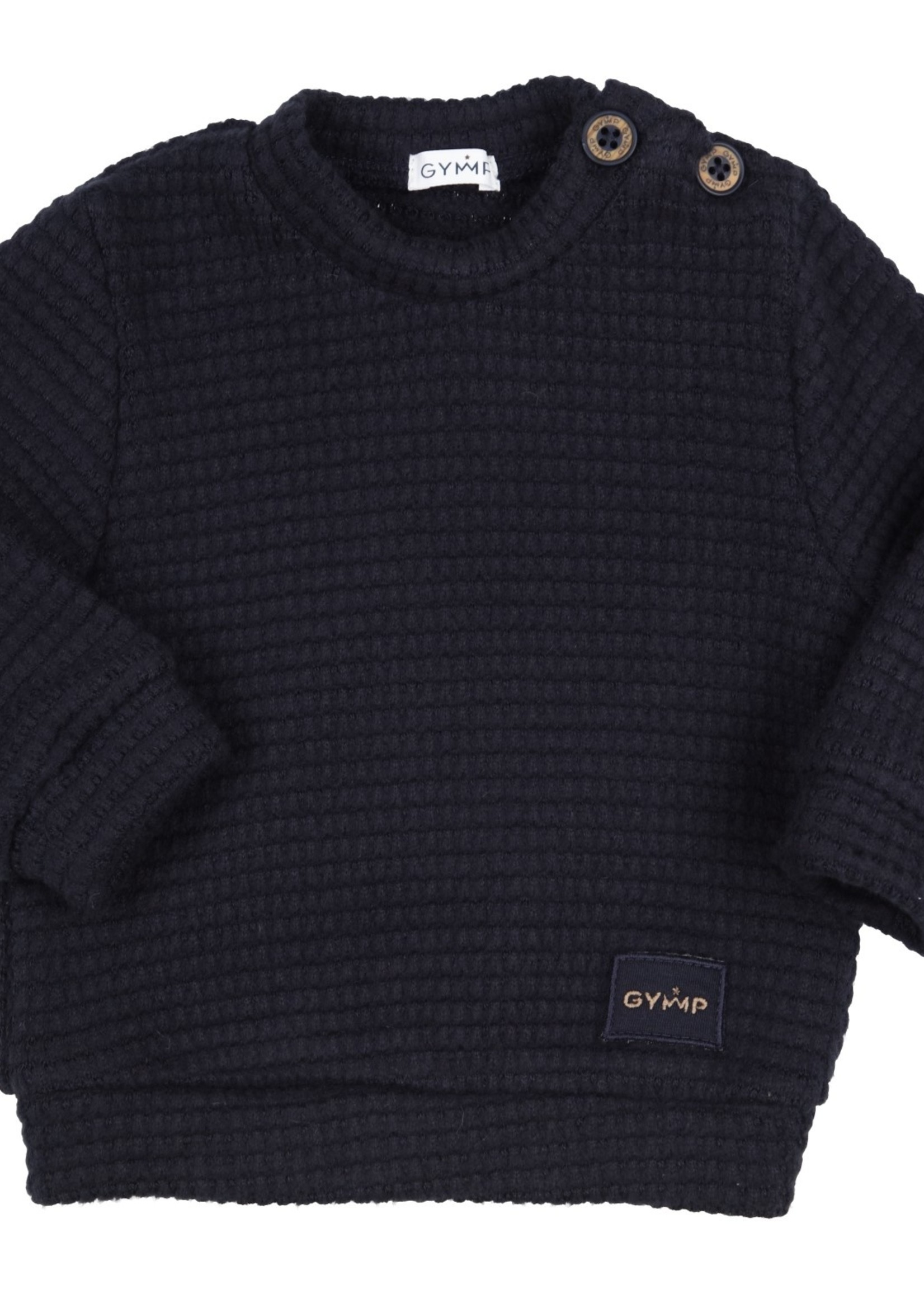 Gymp Gymp pullover sweater marine