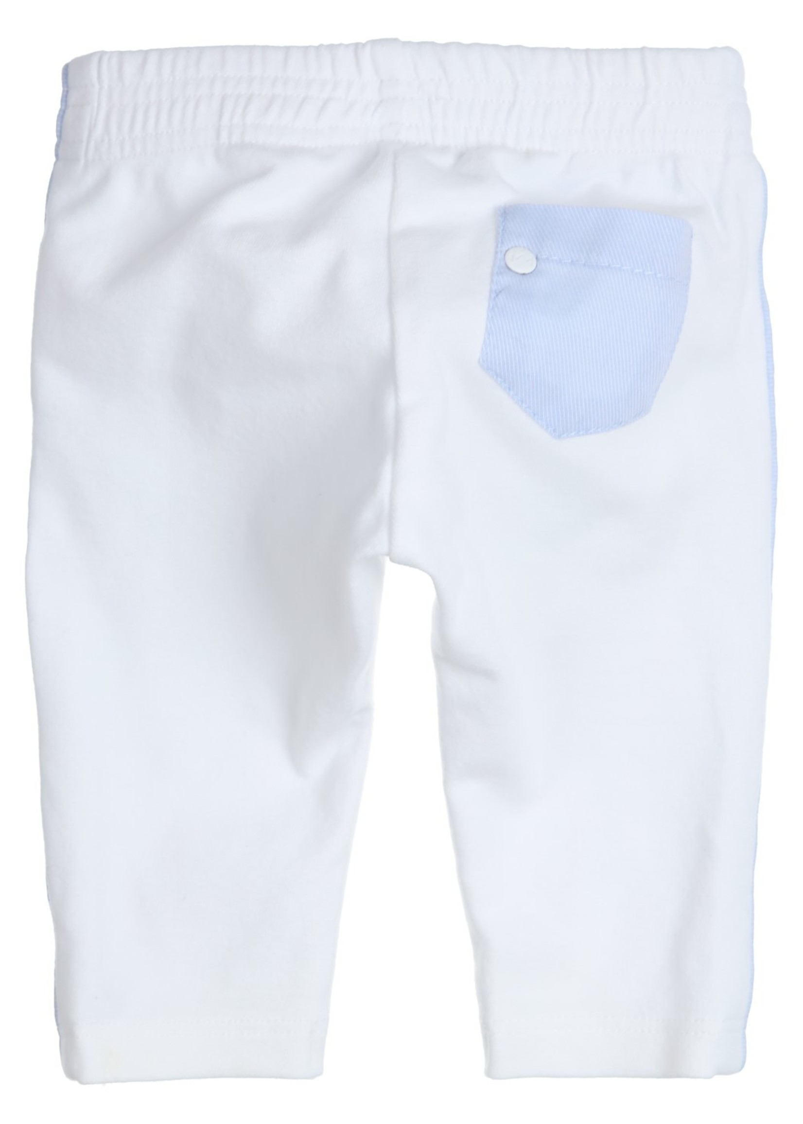 Gymp Gymp trousers passepoil and pocket wit