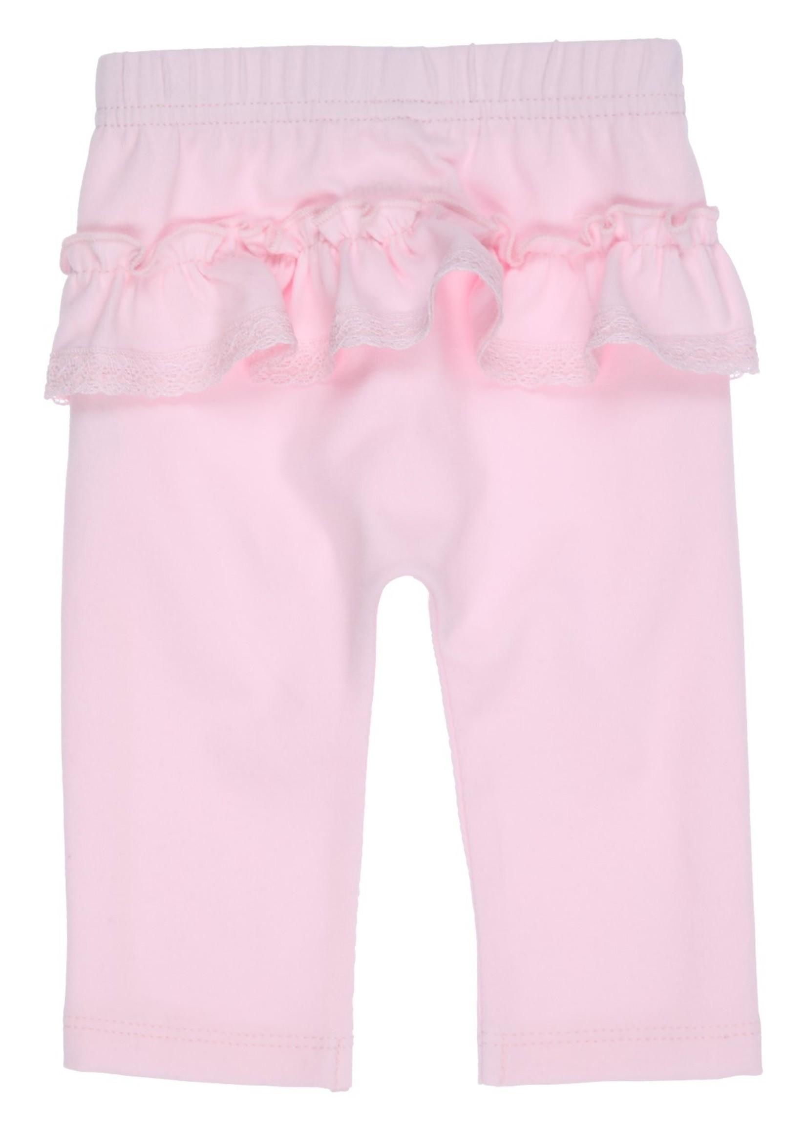 Gymp Gymp trousers flounces lichtrose