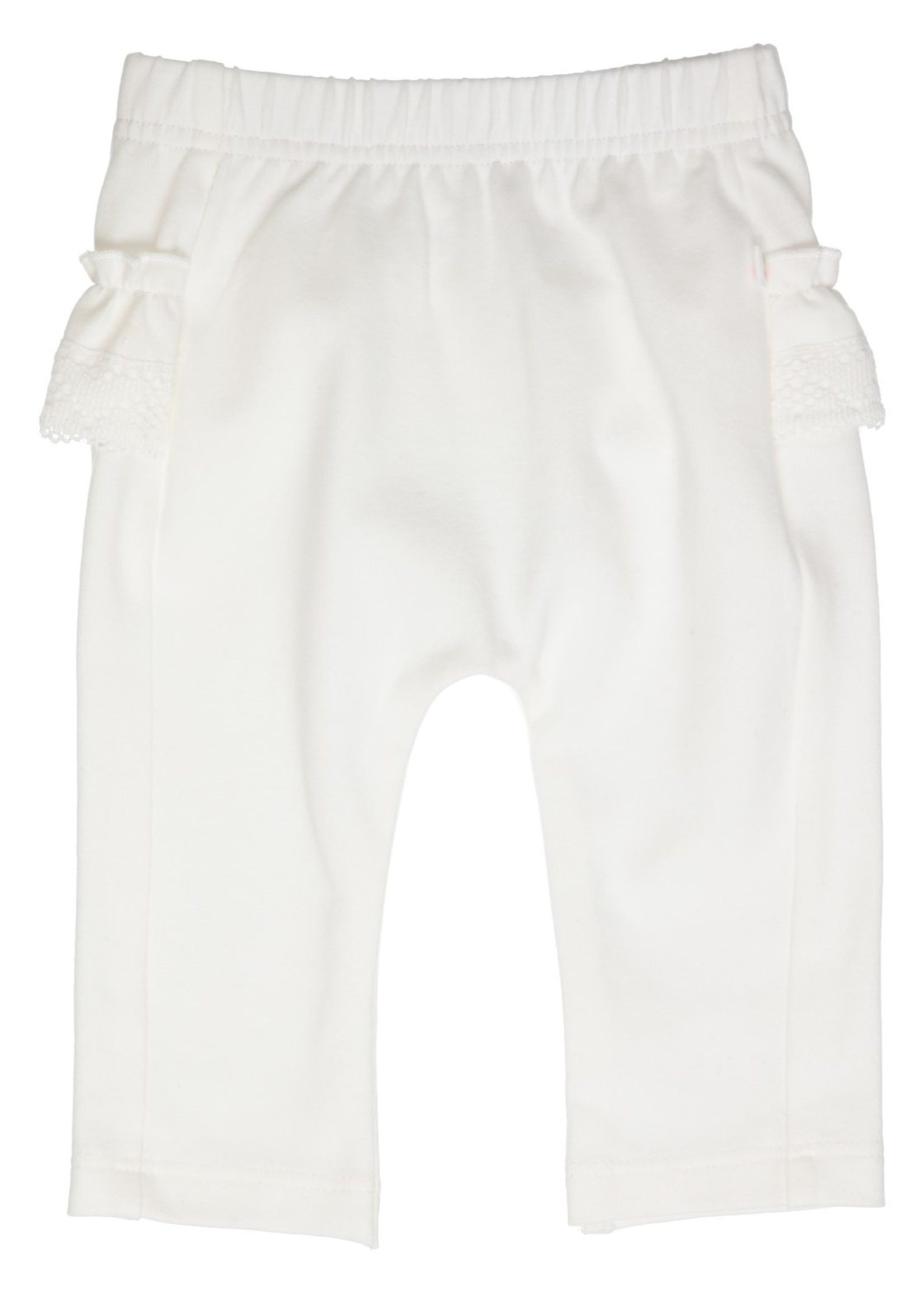 Gymp Gymp trousers flounces off white