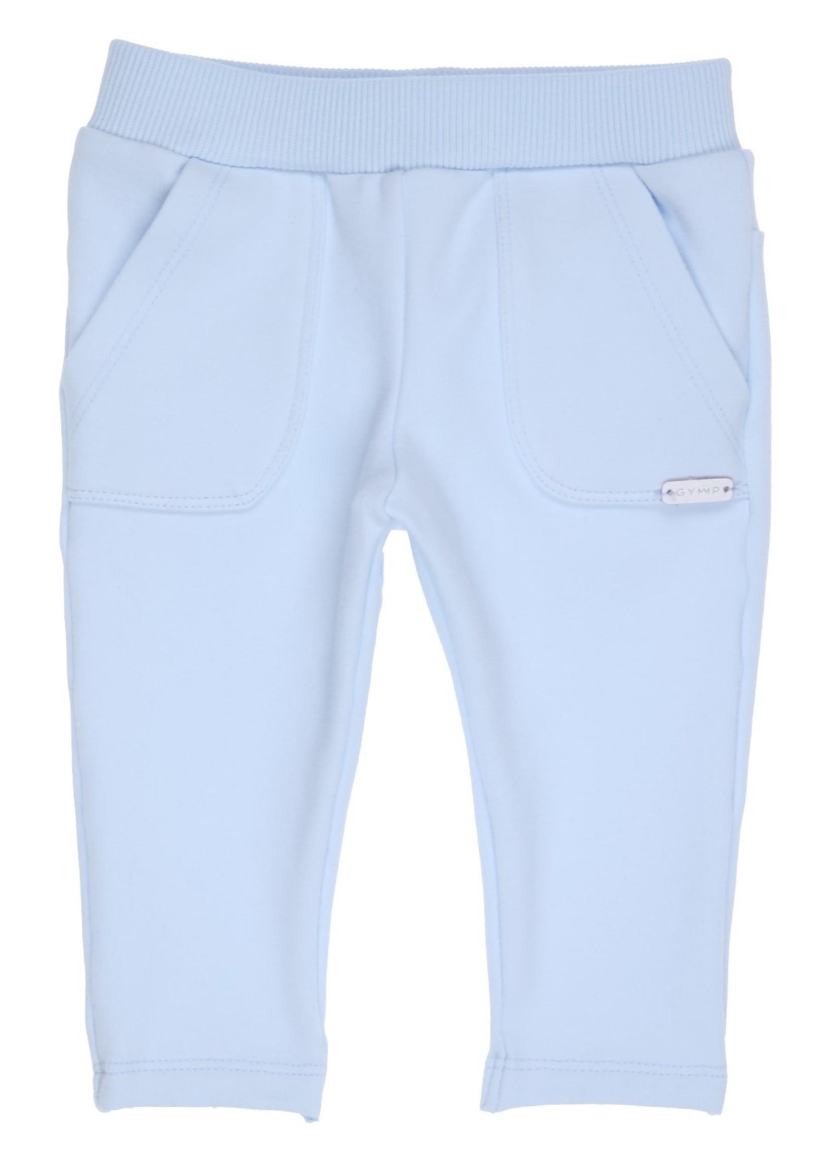 Gymp Gymp pants lichtblauw