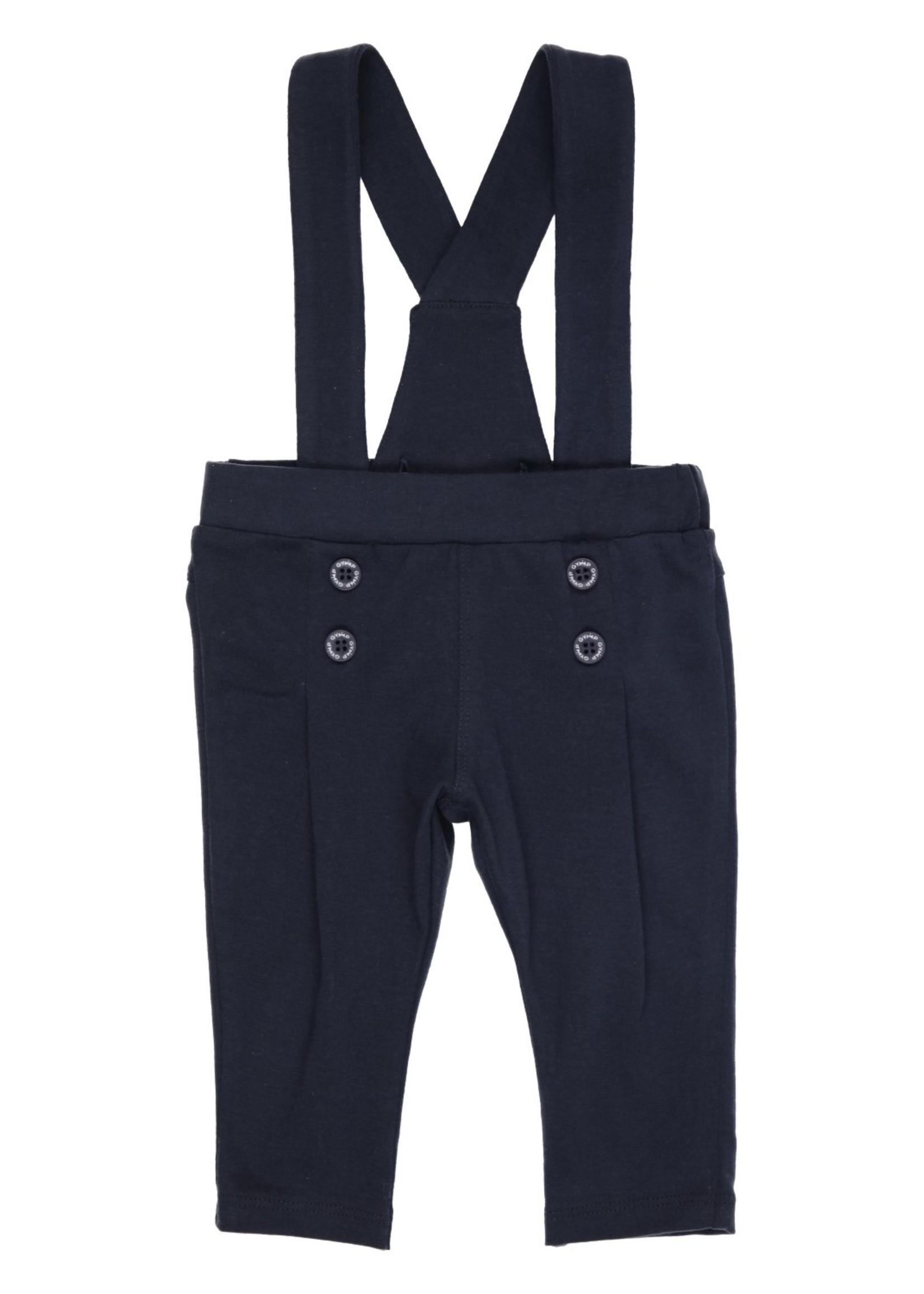 Gymp Gymp pants suspenders marine