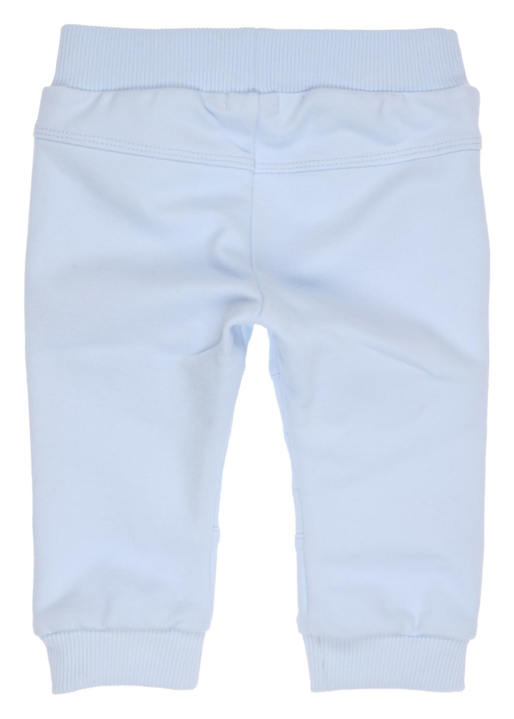 Gymp Gymp pants knee stitching lichtblauw