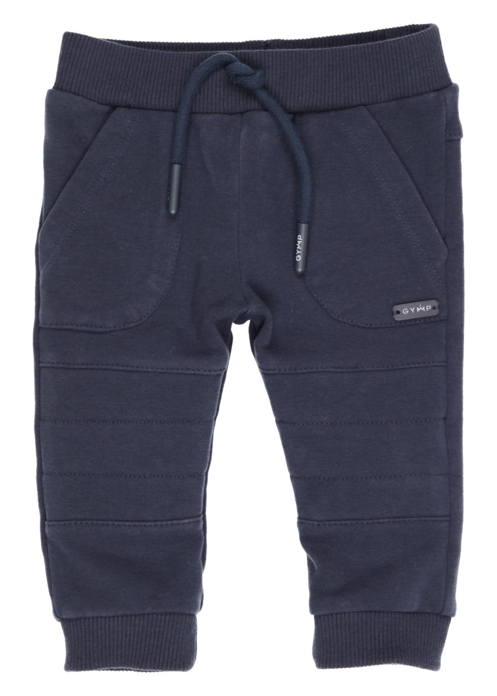 Gymp Gymp pants knee stitching marine