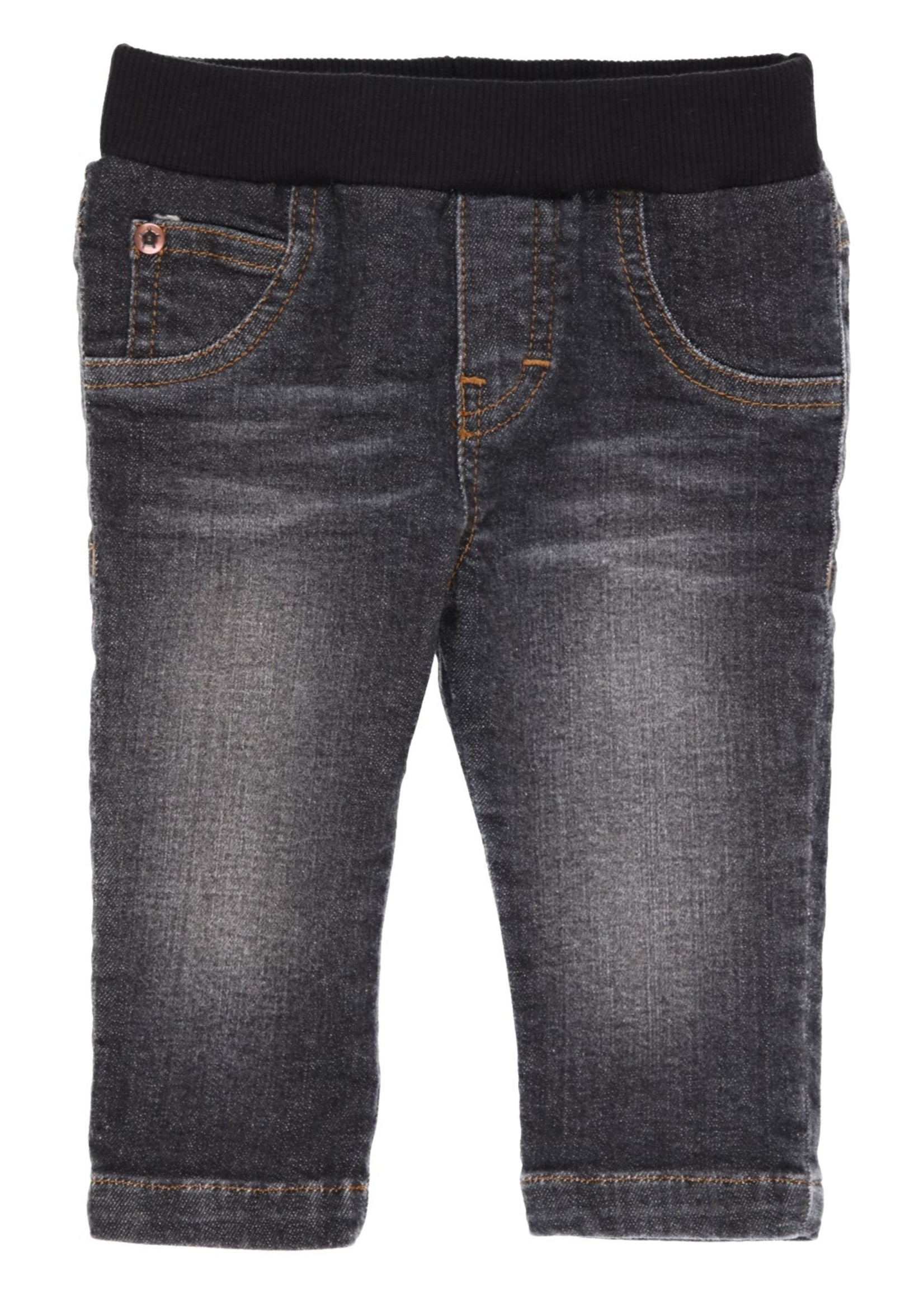 Gymp Gymp jeans elastic antraciet