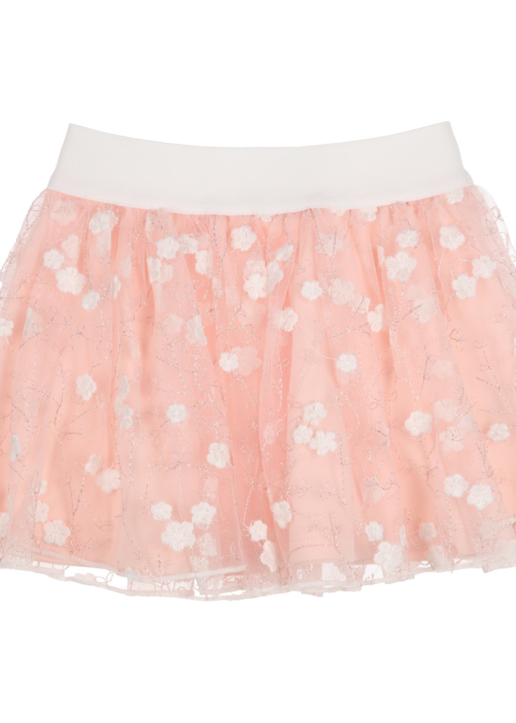 Gymp Gymp skirt tulle vieux rose