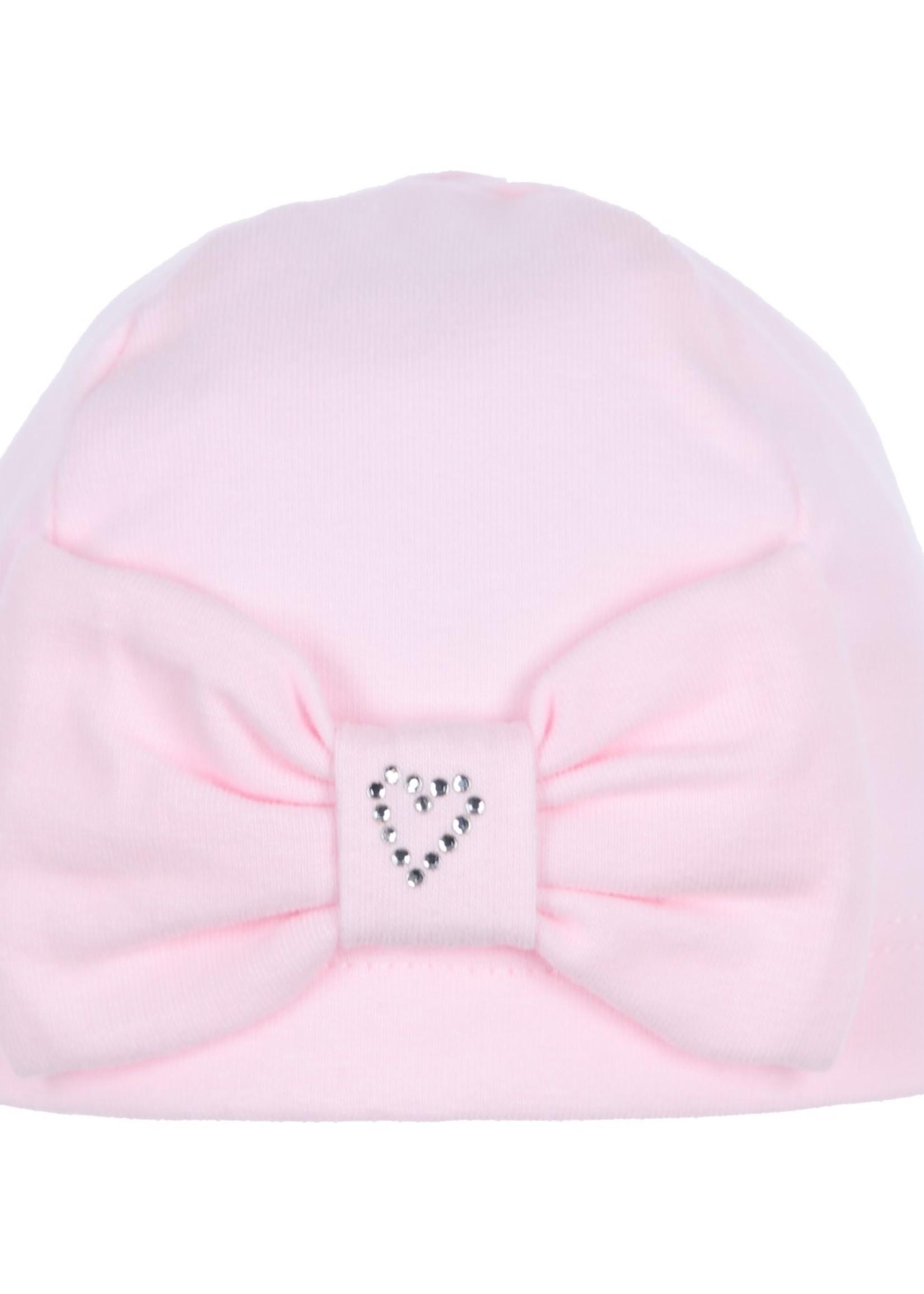 Gymp Gymp hat bow AERODOUX lichtrose