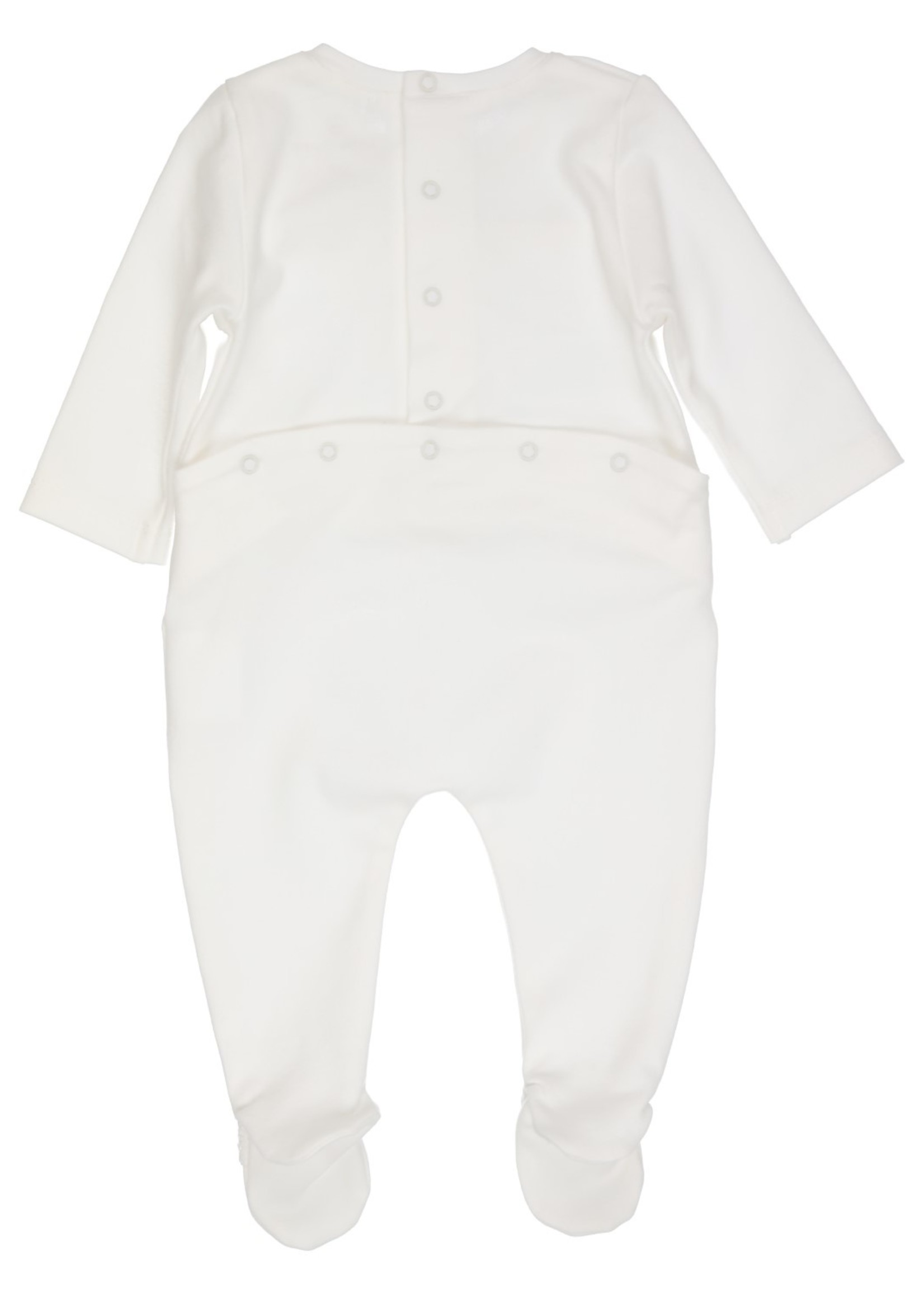 Gymp Gymp creepersuit lace off white