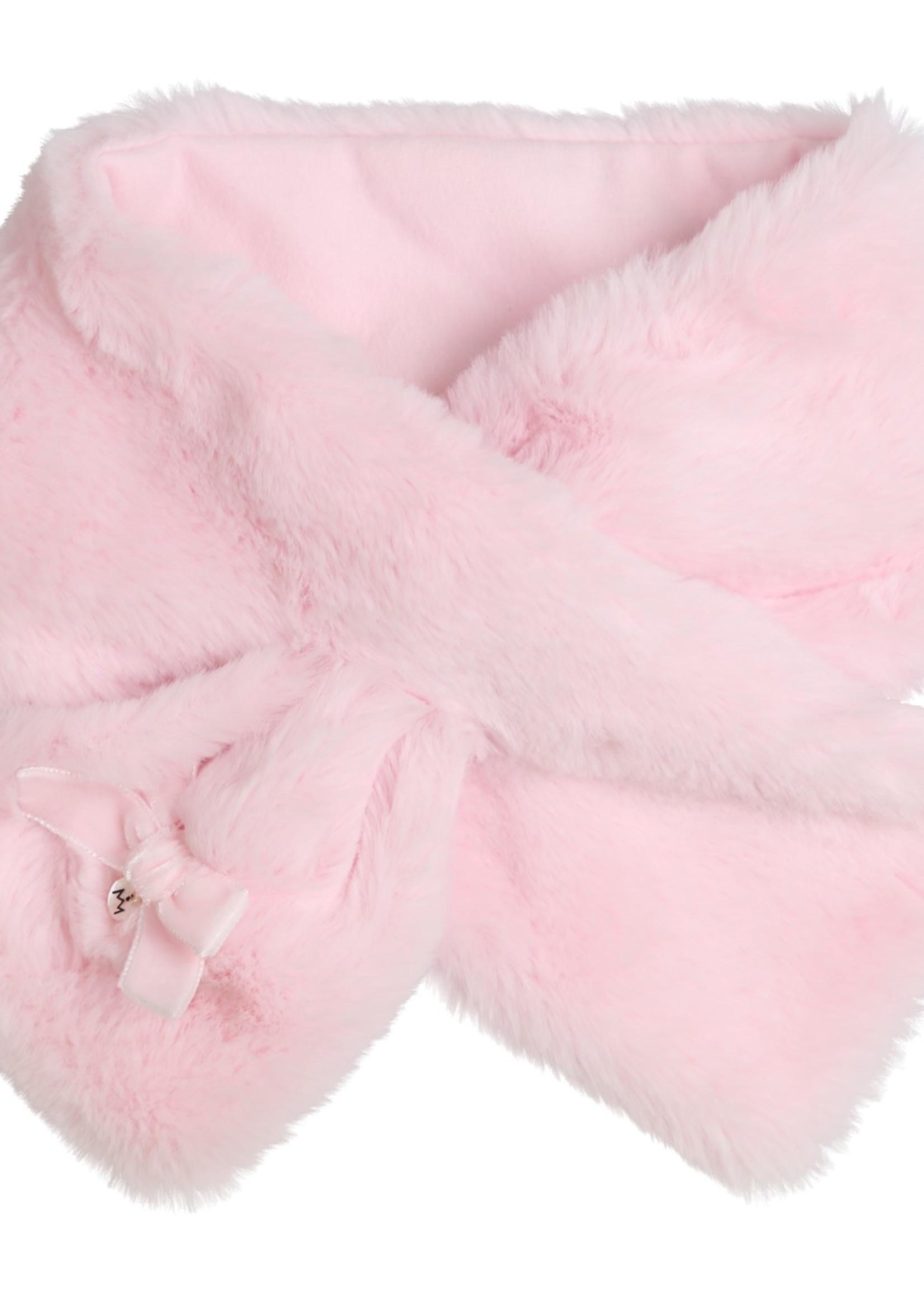 Gymp Gymp girls shawl DUFFY lichtrose