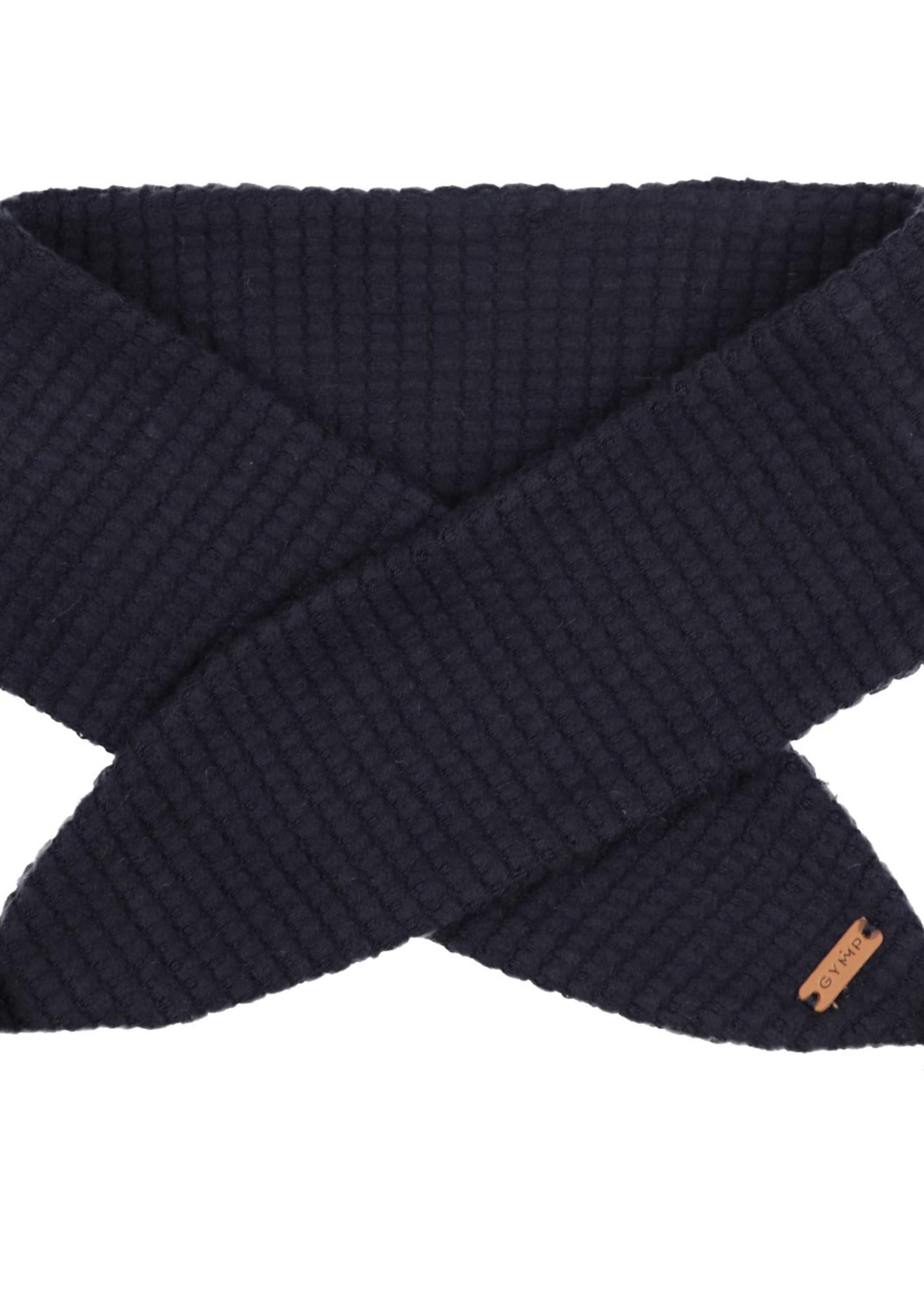 Gymp Gymp boys shawl OMER marine