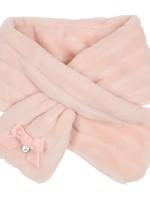 Gymp Gymp girls shawl TATTY vieux rose