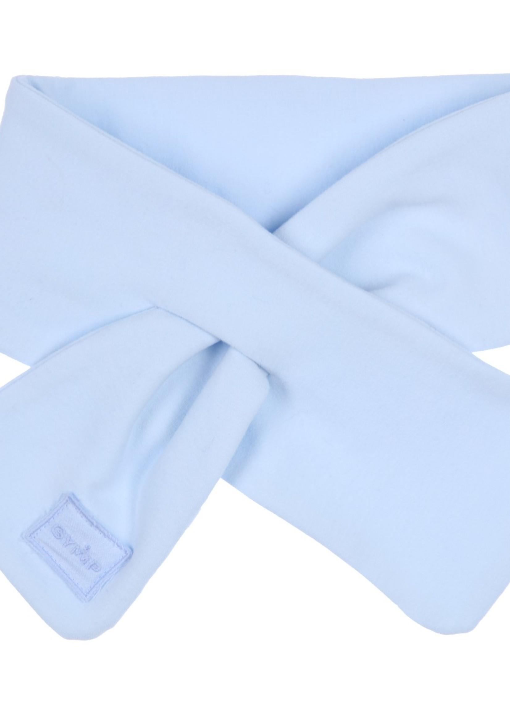 Gymp Gymp boys shawl CARBONDOUX  blauw