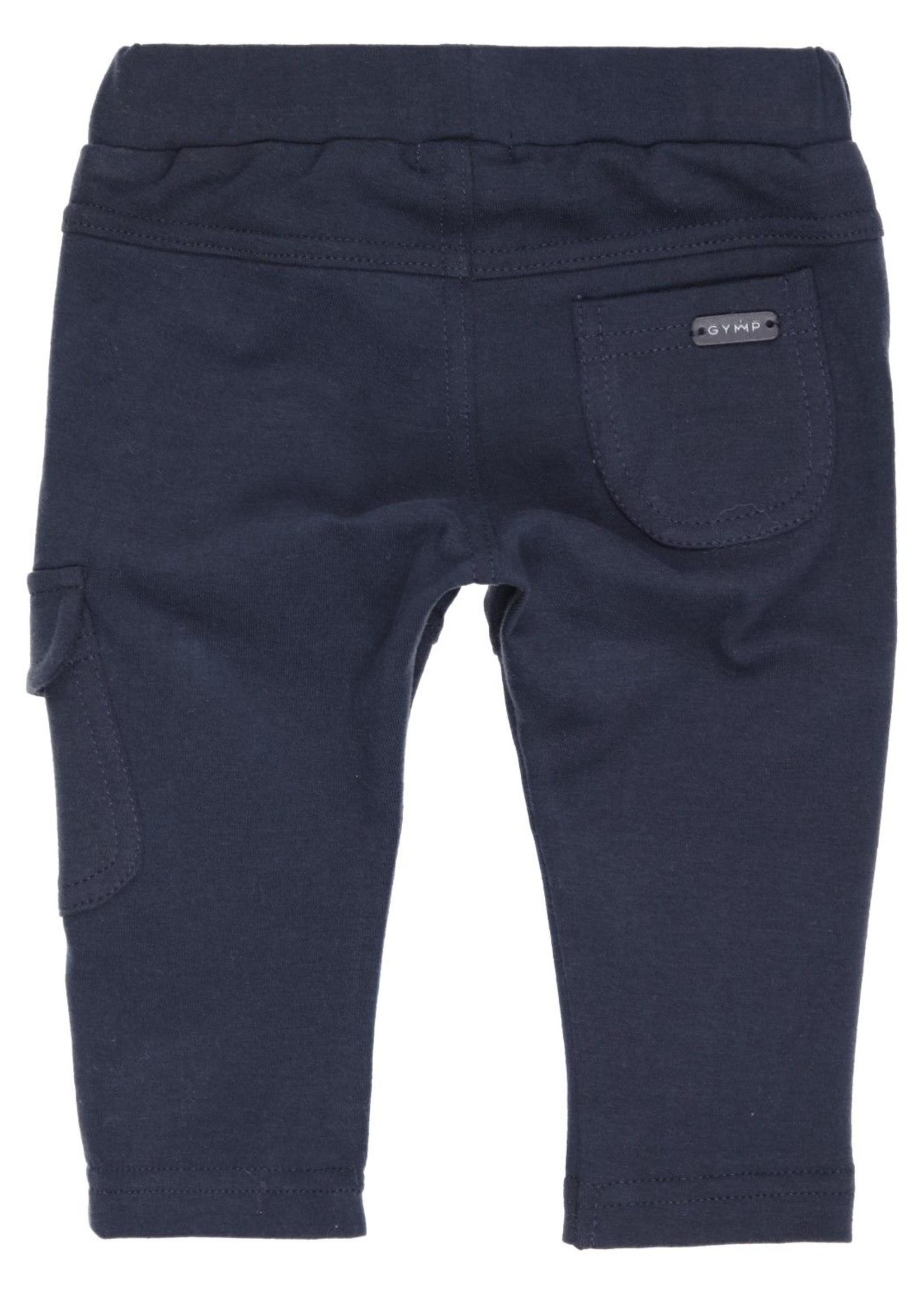 Gymp Gymp pants side pocket marine