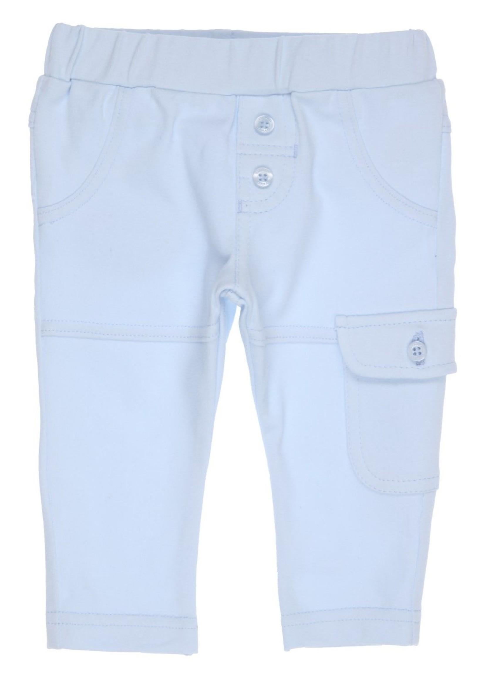 Gymp Gymp pants side pocket lichtblauw