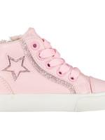 Little Adee Little Adee STAR Star high top baby pink