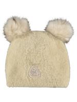 Little Adee Little Adee BEA Double pom knitted hat