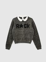 IKKS IKKS sweater rock met kraagje