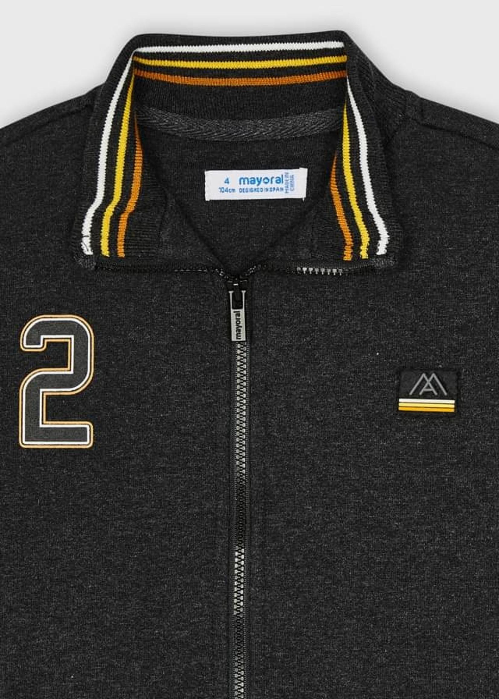Mayoral Mayoral baseball hoodie