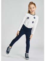 Mayoral Mayoral long trousers for girls navy