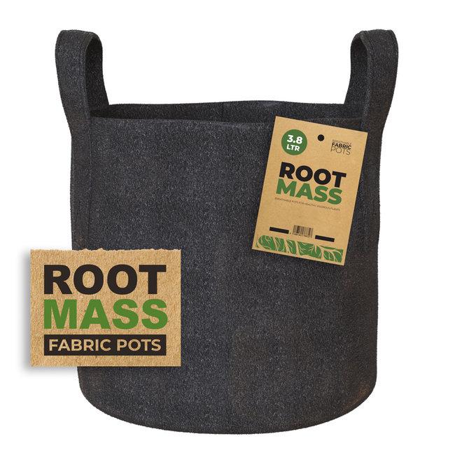 Root Mass Round Fabric Pot