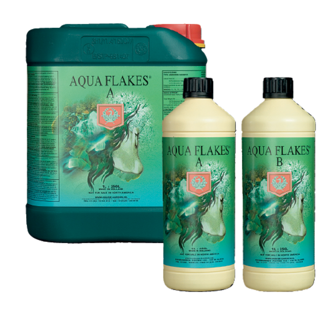 House & Garden Aqua Flakes A&B