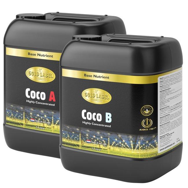 Gold Label Coco A&B